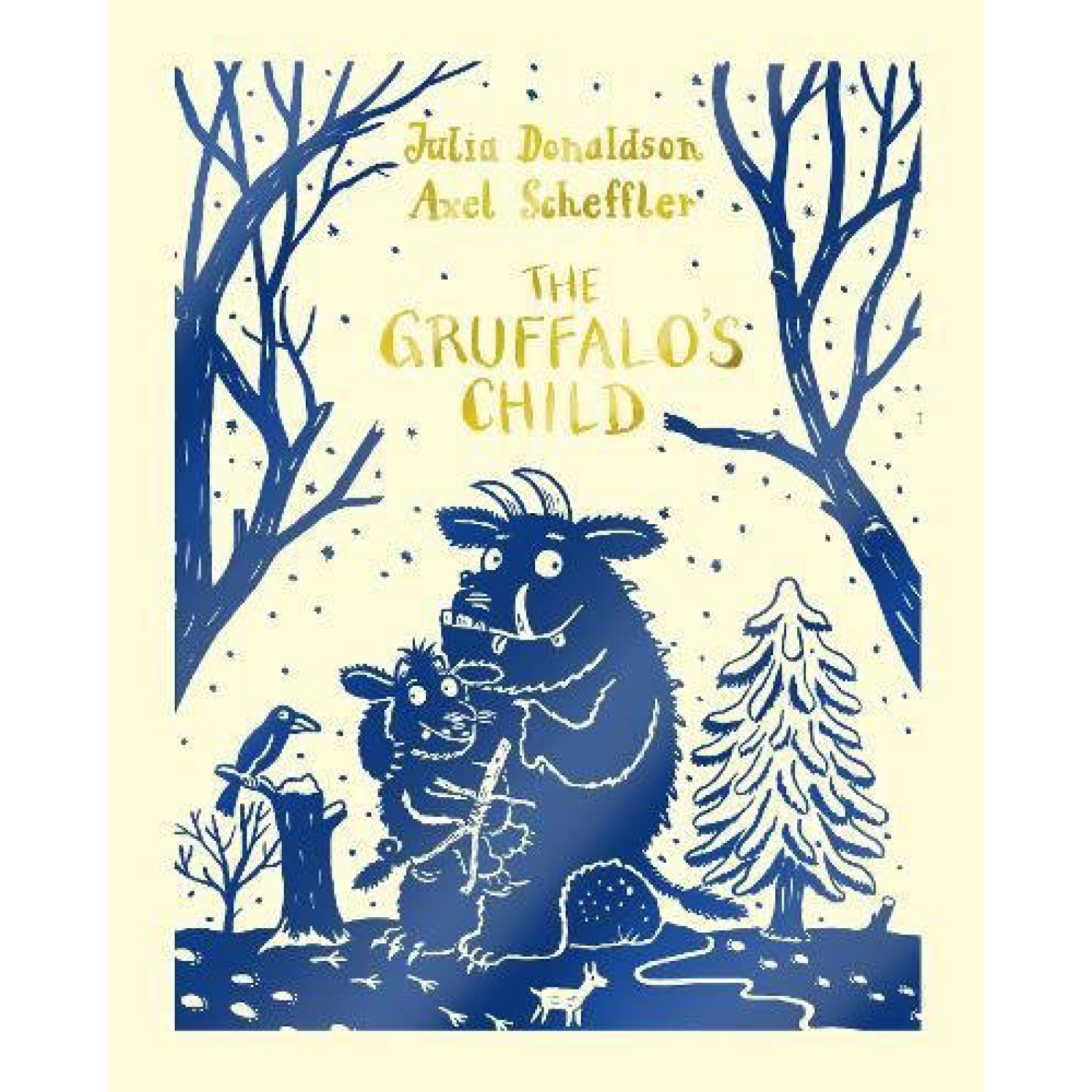 O/PRINT The Gruffalo's Child - Mini Hardback Edition