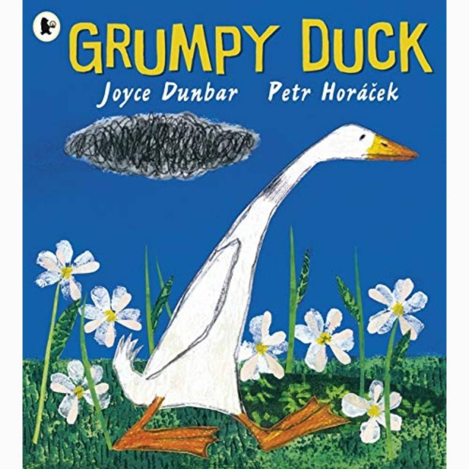 Grumpy Duck - Paperback Book thumbnails