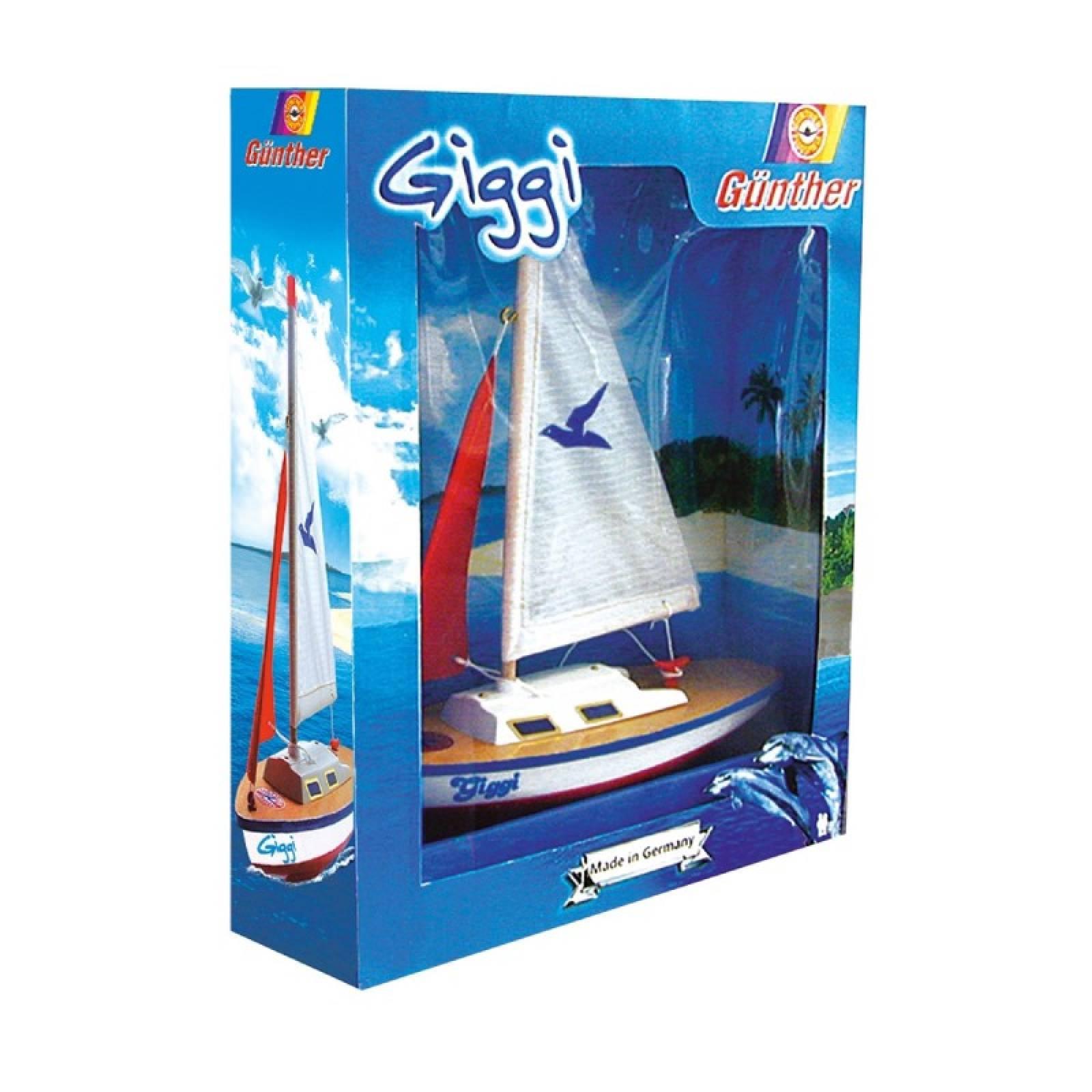 Gunther Giggi Sailing Boat Toy 8+ thumbnails