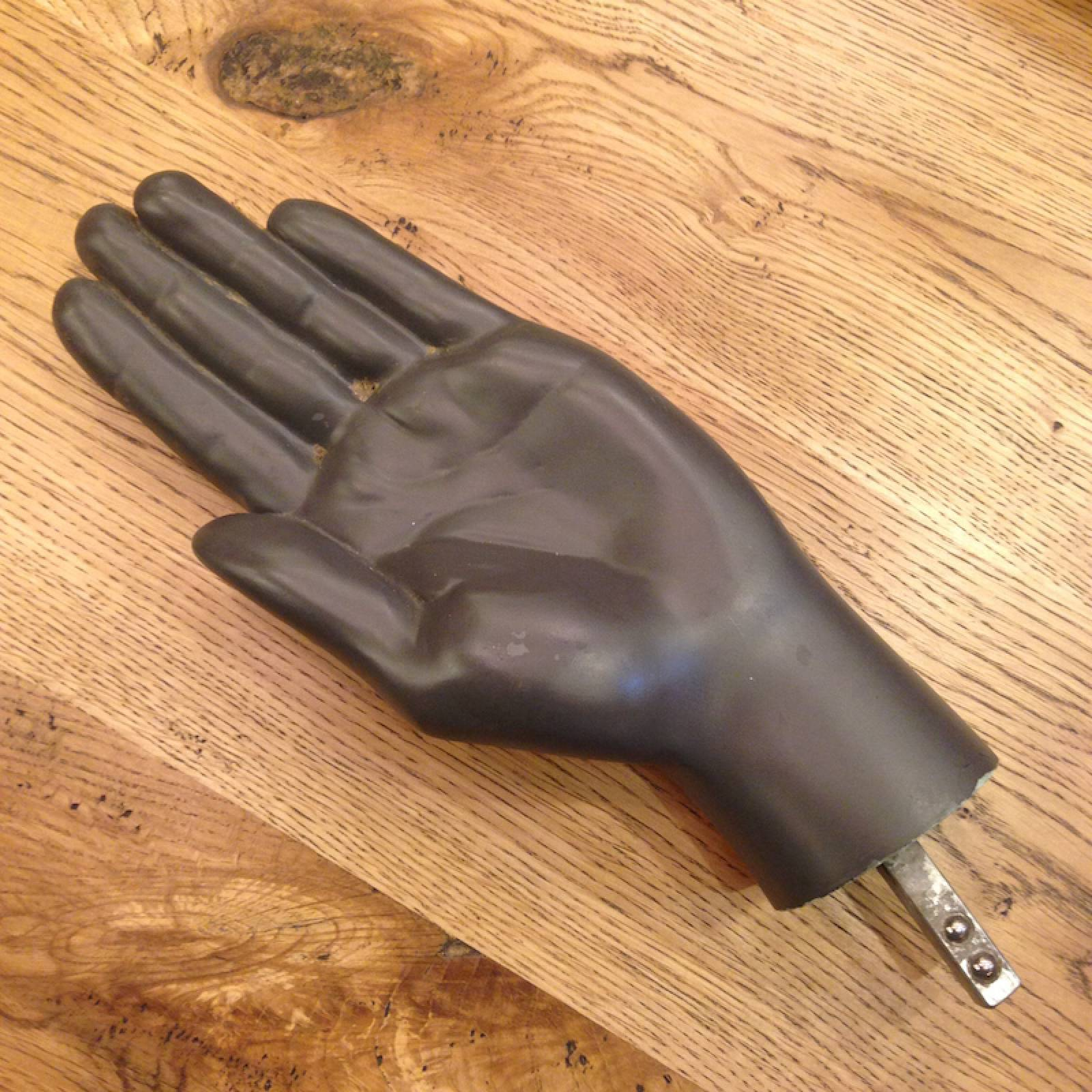 Mannequin Hand Loose Single GREY thumbnails