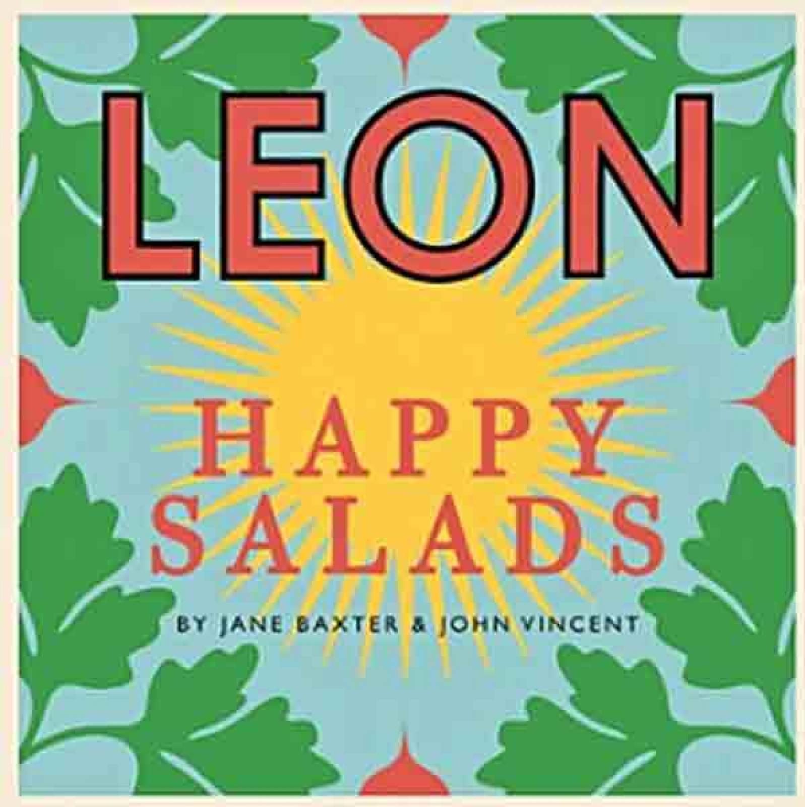 Leon Happy Salads Hardback Book
