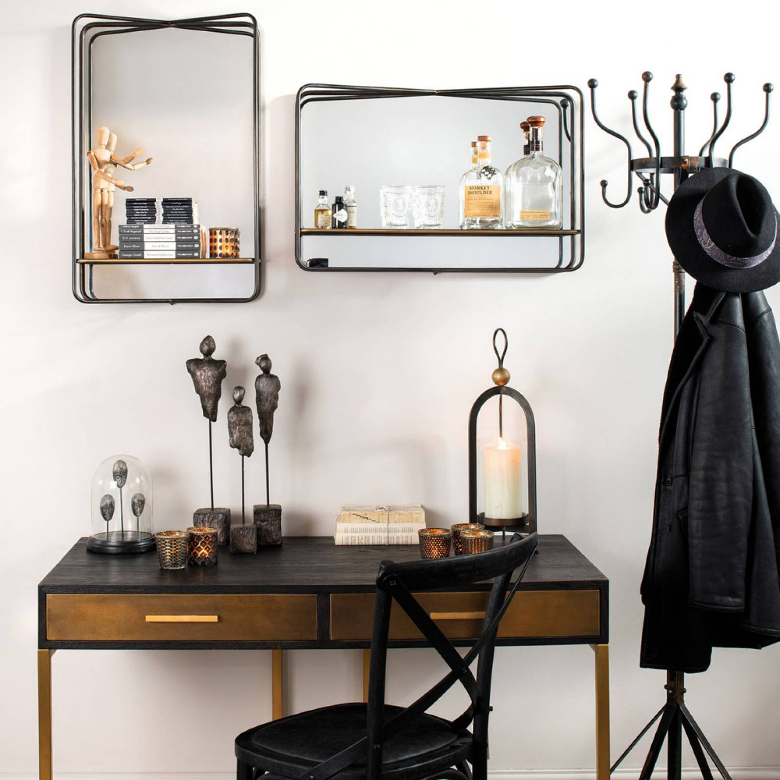Helio Mirror -  Portrait thumbnails