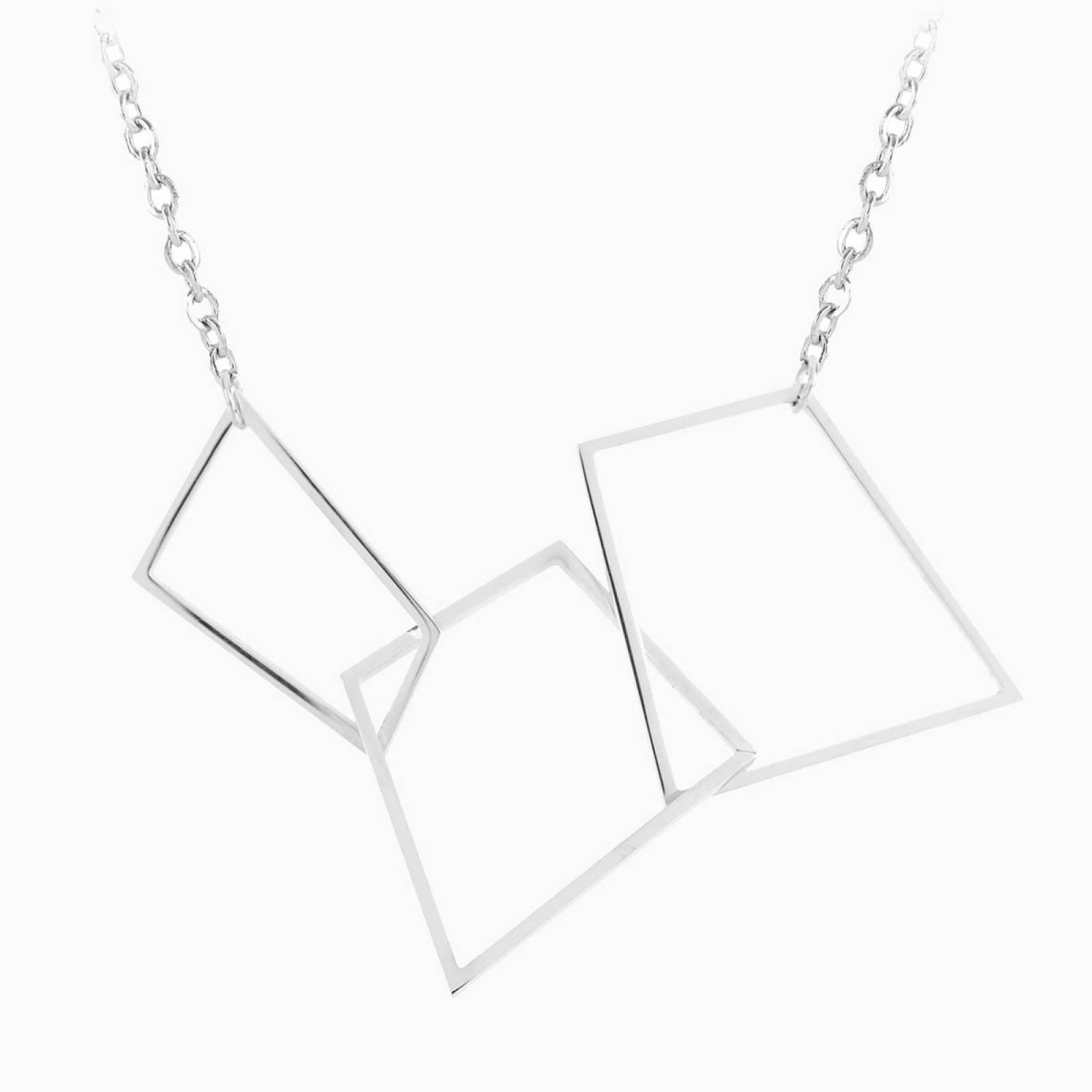 Hepworth Steel Necklace By Esa Evans