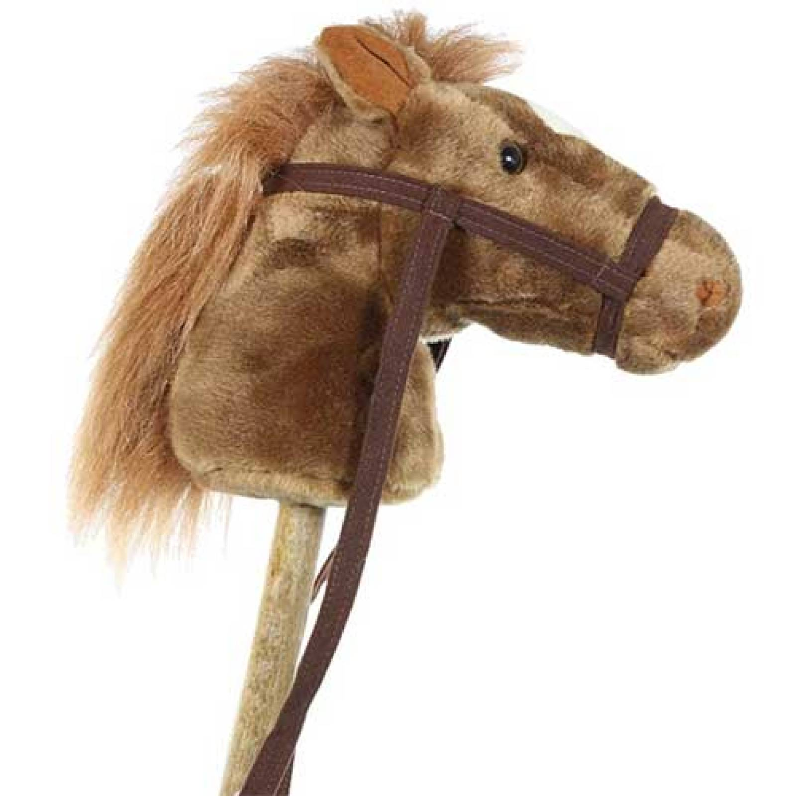Hobby Horse With Sound Brown Pony thumbnails