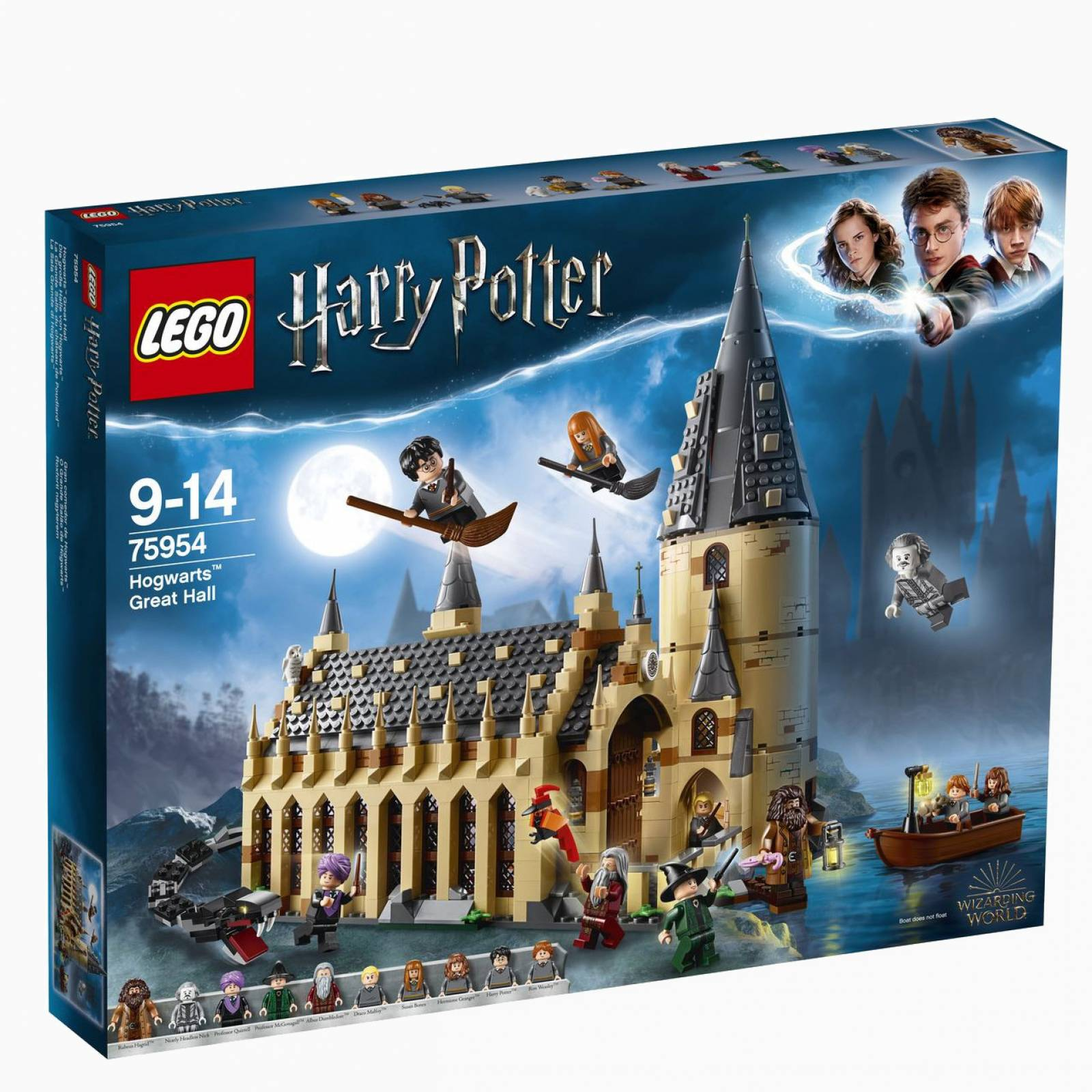 LEGO Harry Potter Hogwarts Great Hall 75954 thumbnails