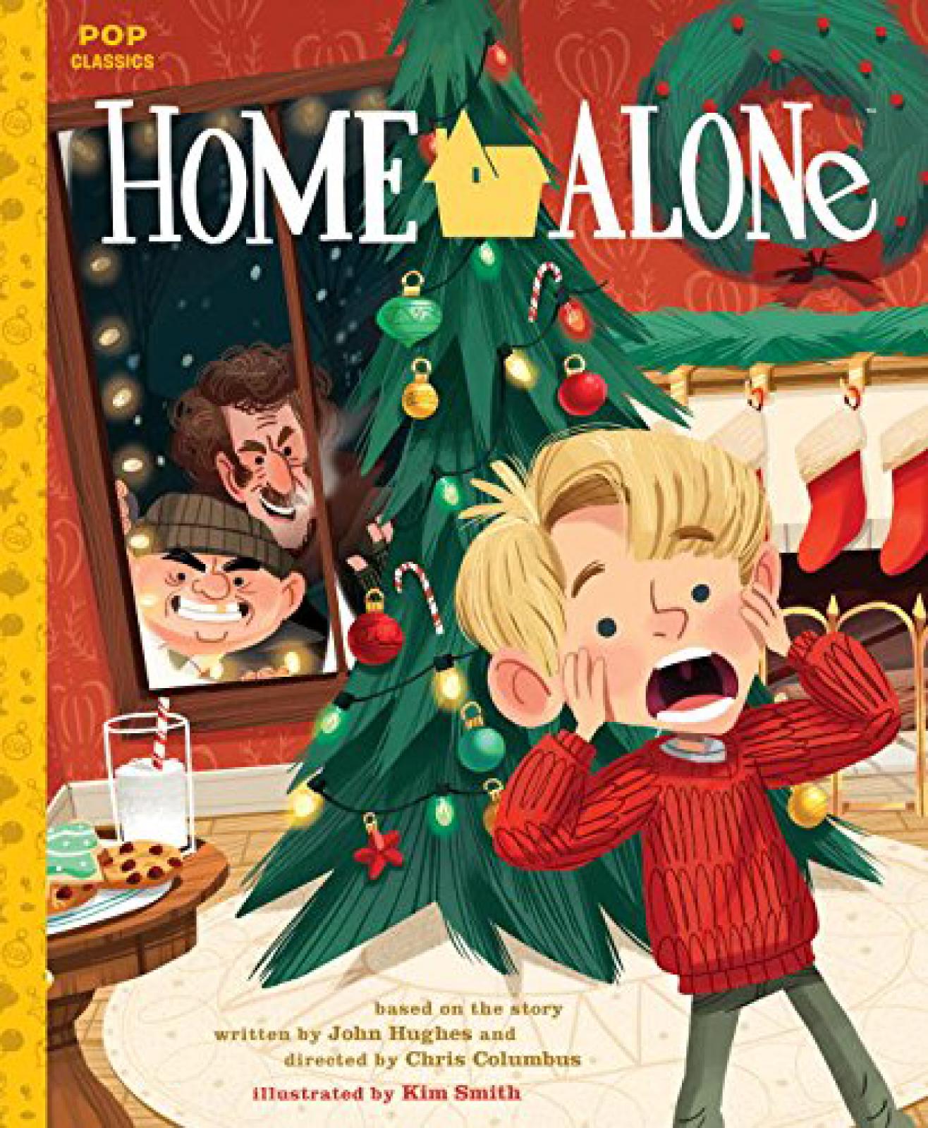 Home Alone (Pop Classics) Paperback Book