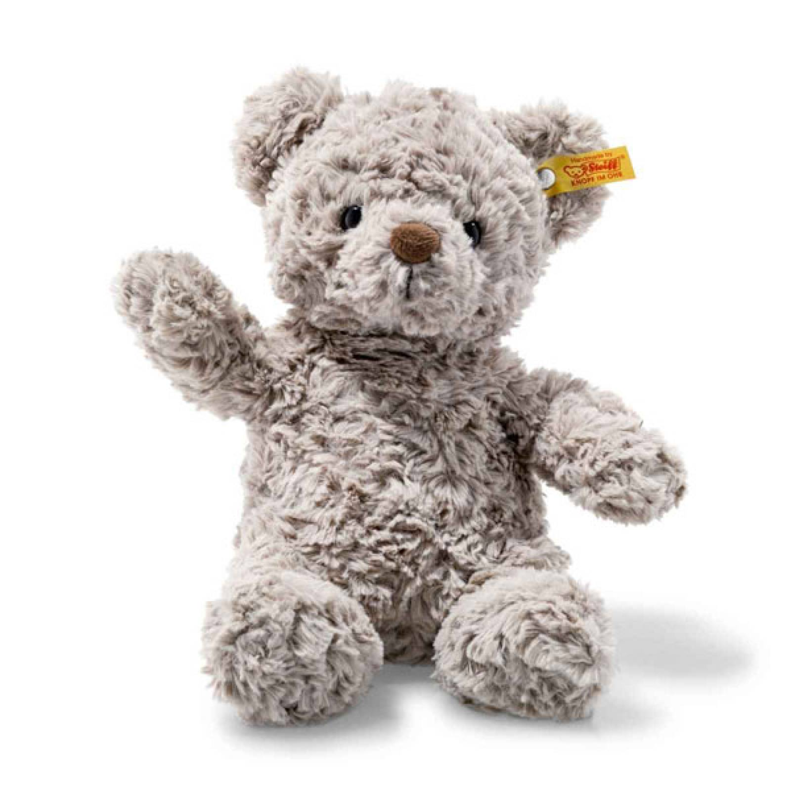 Honey Teddy Bear Grey Soft Toy 28cm By Steiff thumbnails