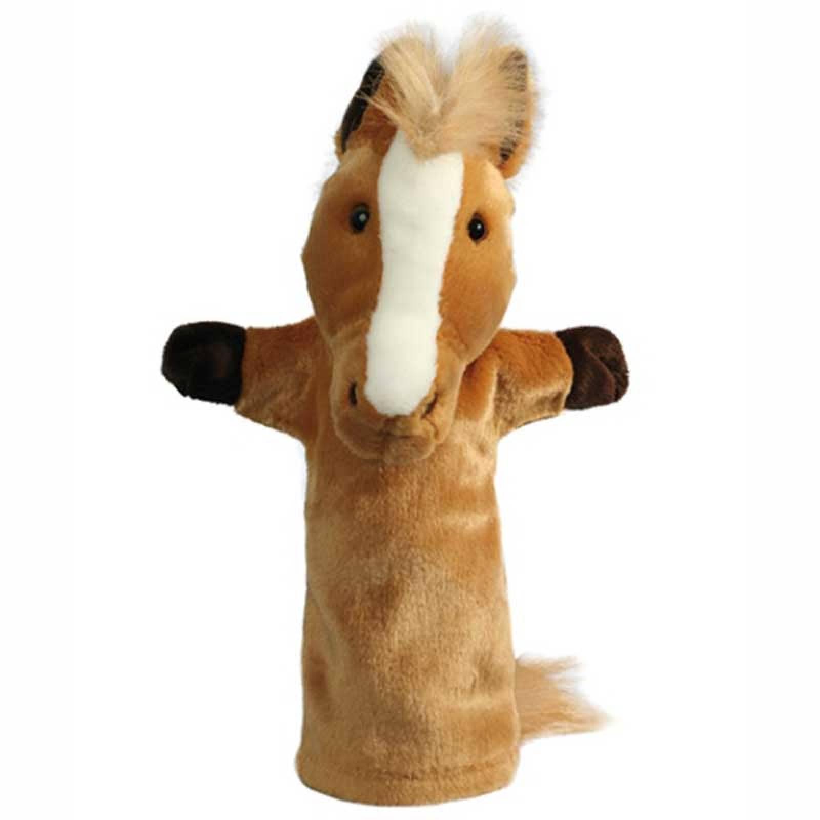 HORSE Long Sleeved Glove Puppet