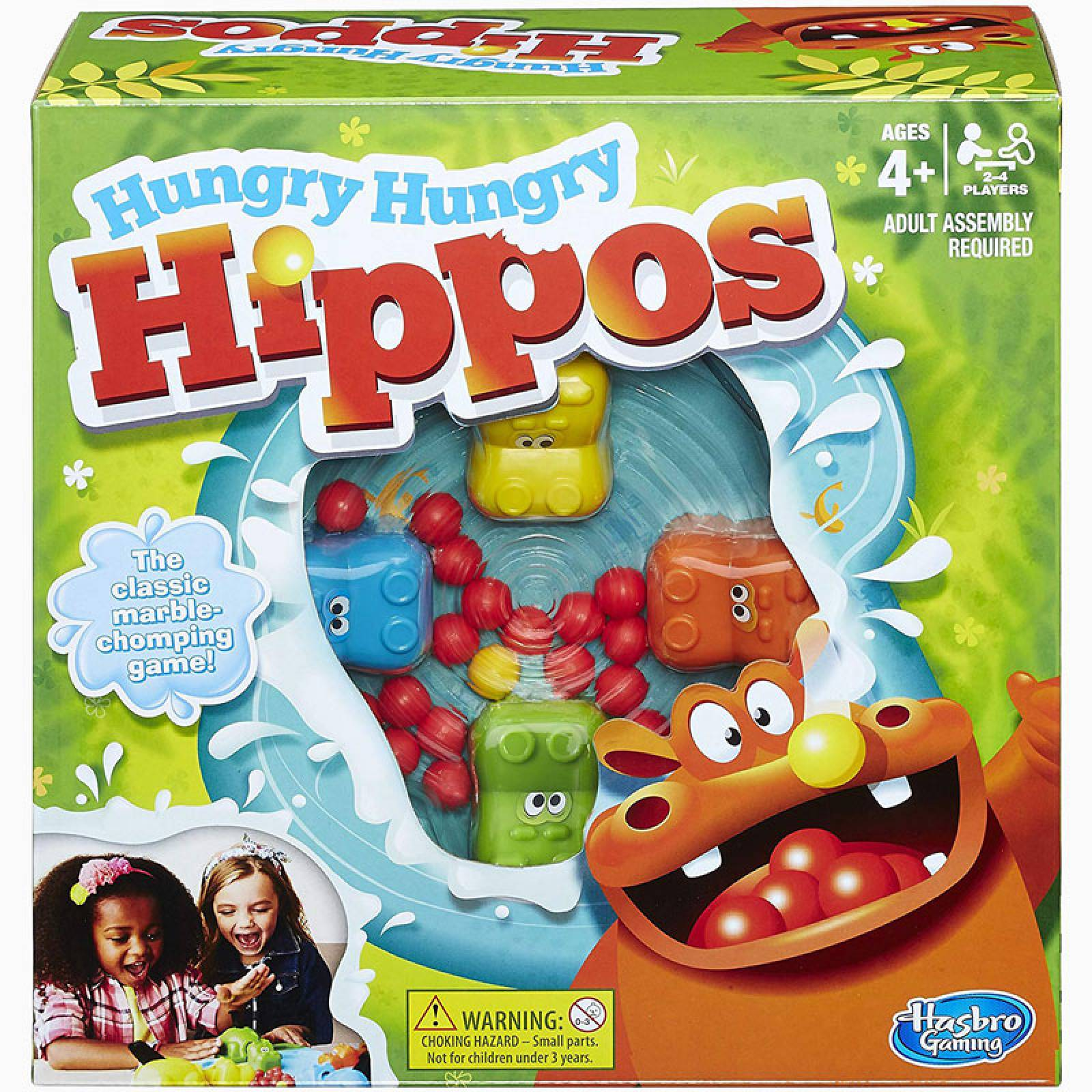 Hungry Hungry Hippos Game 4+
