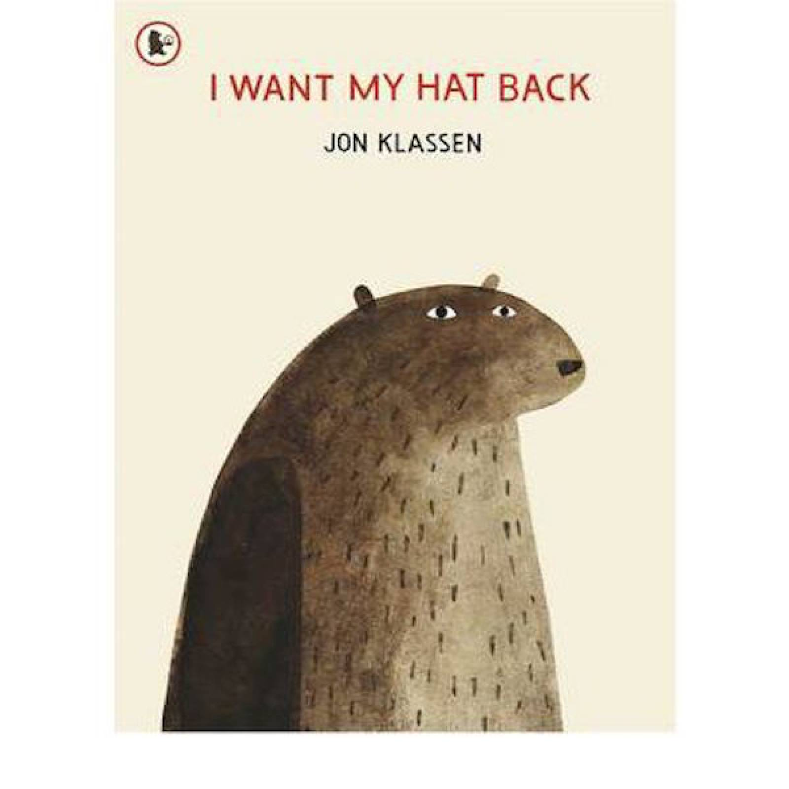 I Want My Hat Back Paperback Book