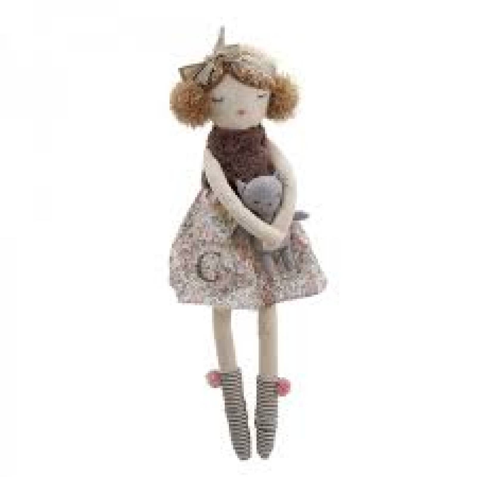 Maisy With Cat Soft Toy Wilberry thumbnails