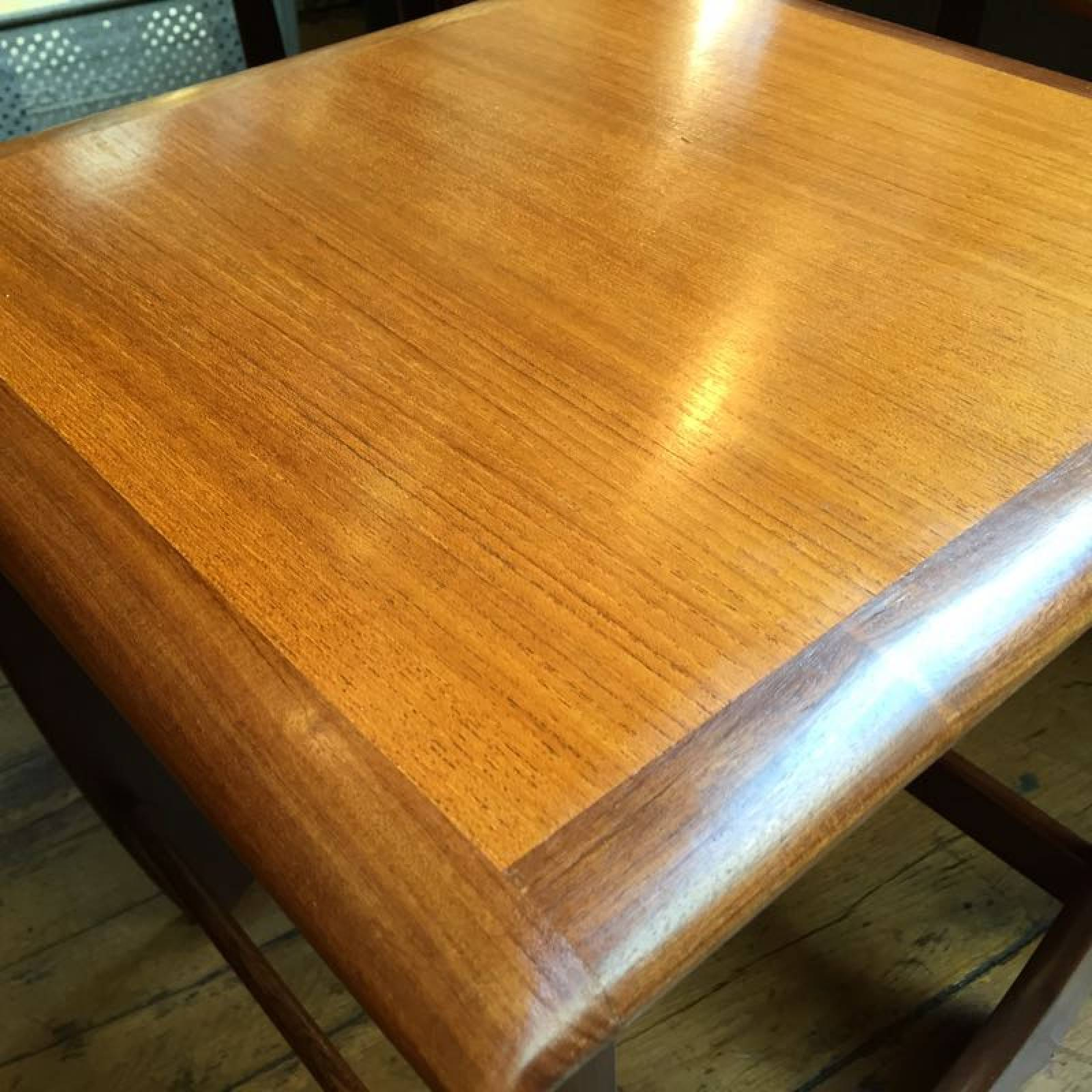 1970s G plan Teak Coffee Table Nest Long Table thumbnails