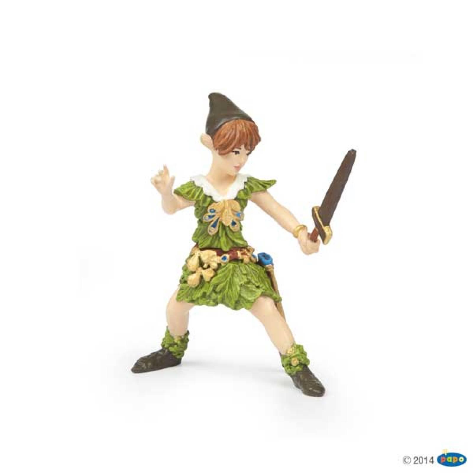 Imp With Sword Figure PAPO FAIRY