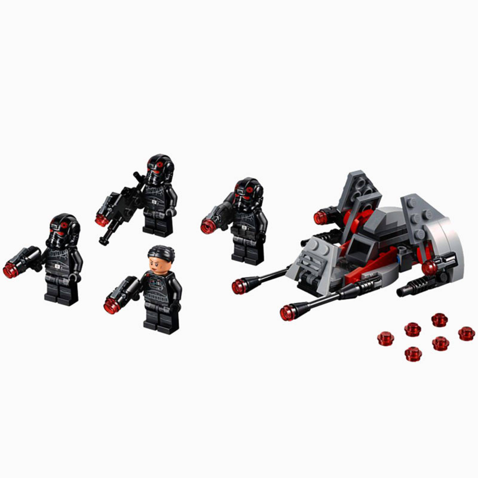 LEGO® Star Wars Inferno Squad Battle Pack 75226 thumbnails