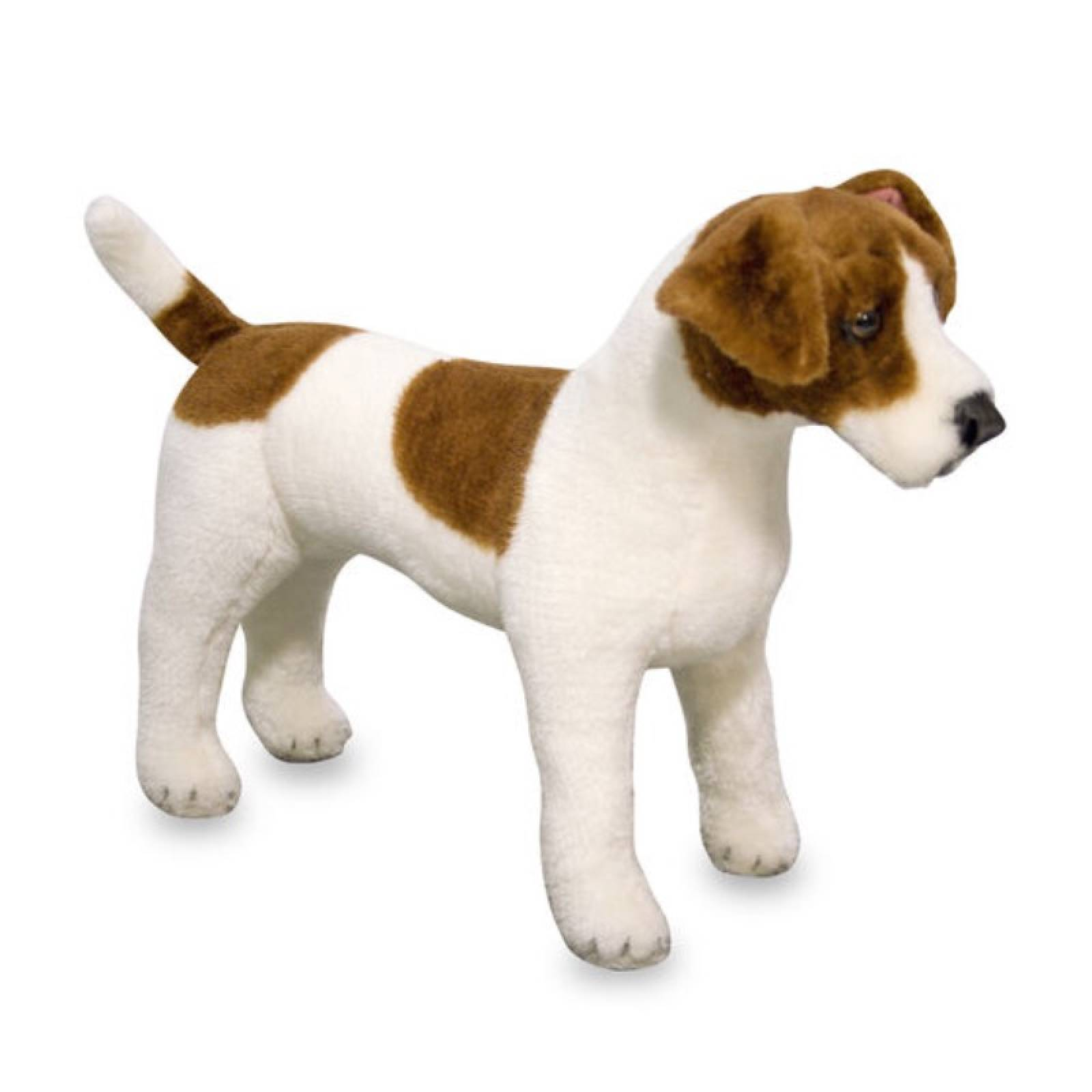 Jack Russell Dog Large Soft Toy 3+