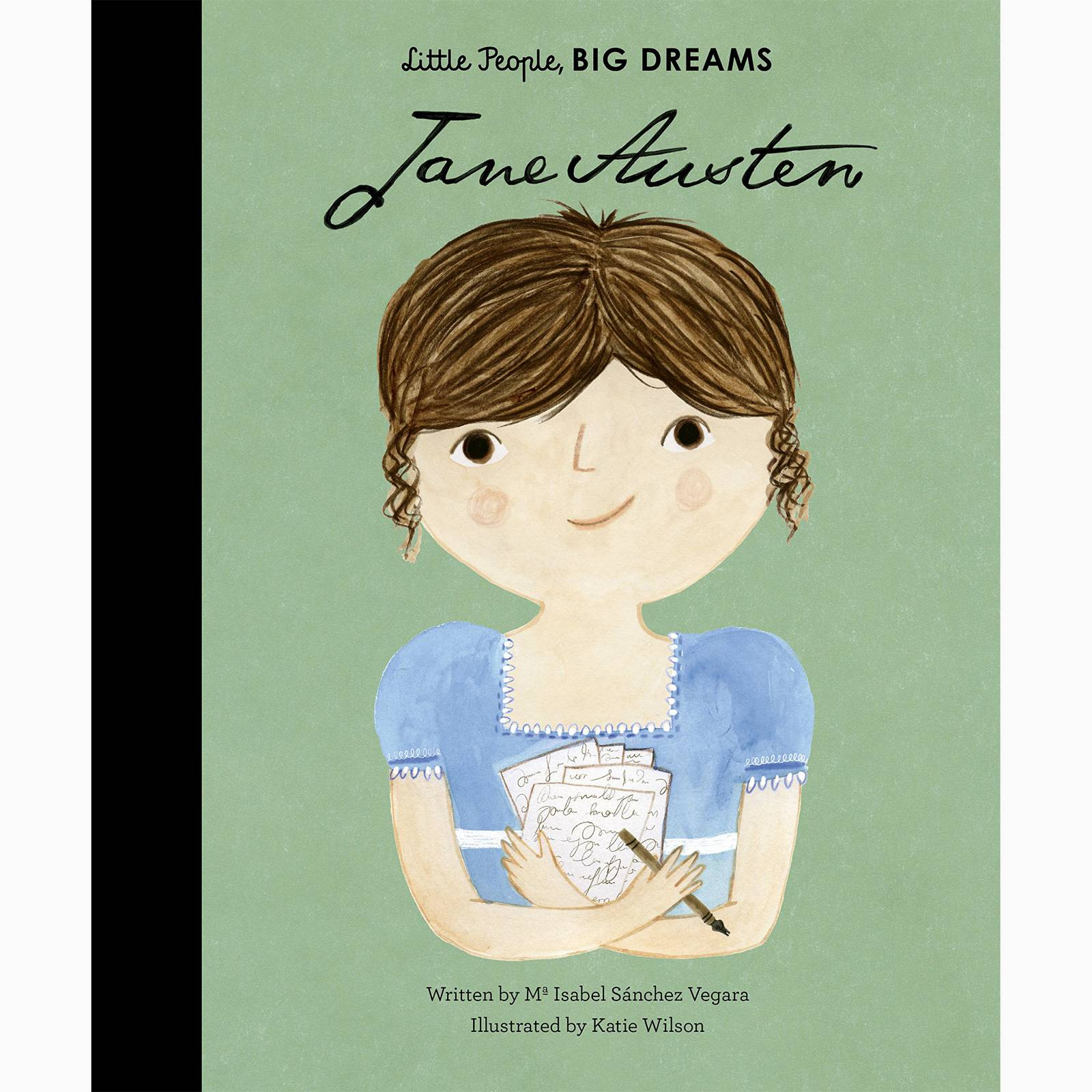 Jane Austen: Little People Big Dreams - Hardback Book