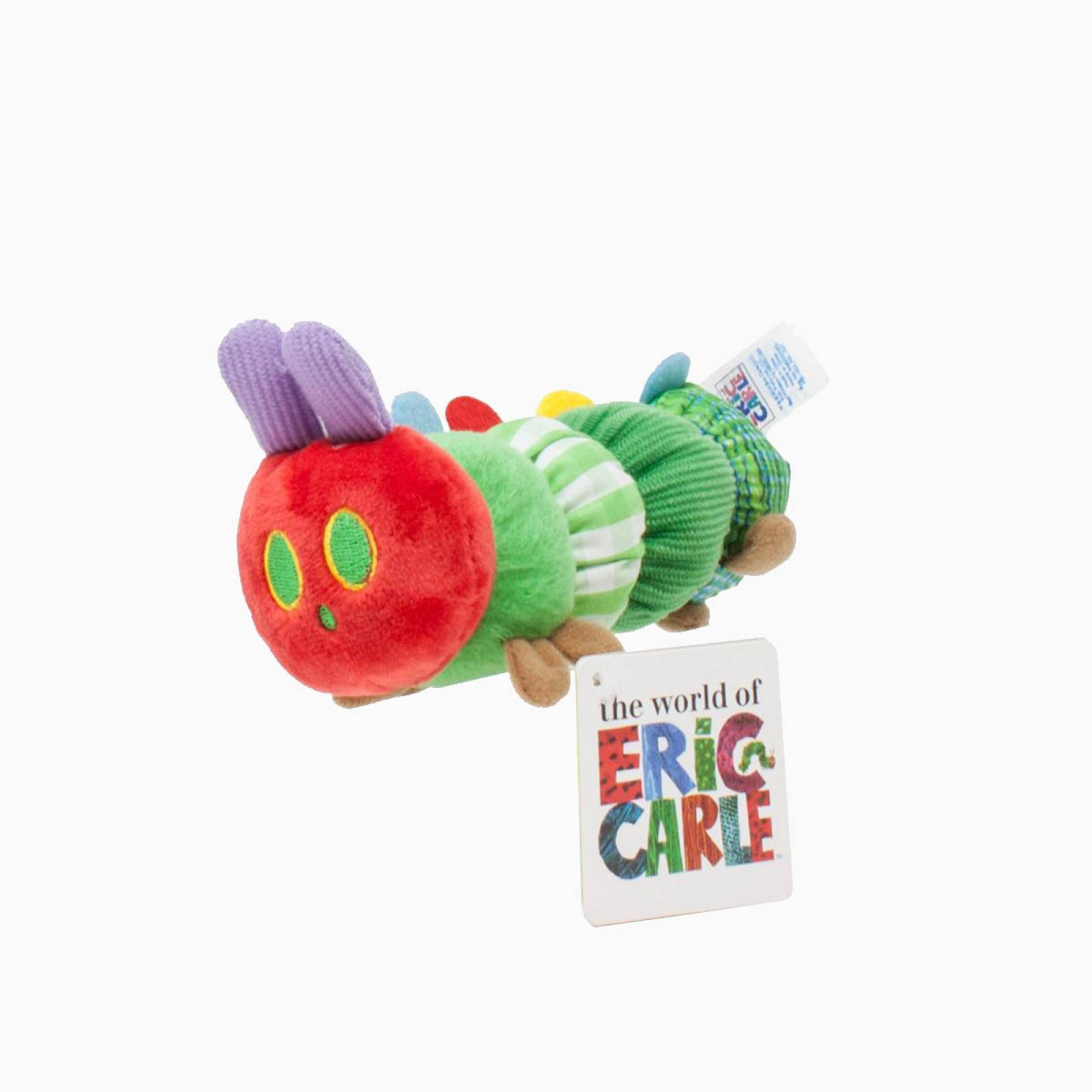 The Very Hungry Caterpillar Jingle Rattle