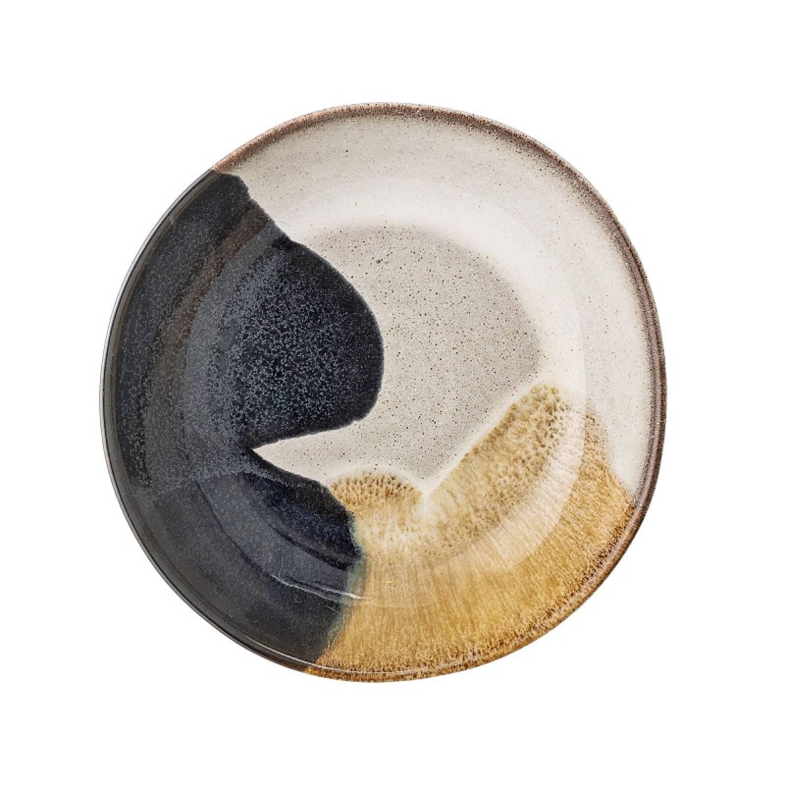 Jules Multi Colour Stoneware Bowl