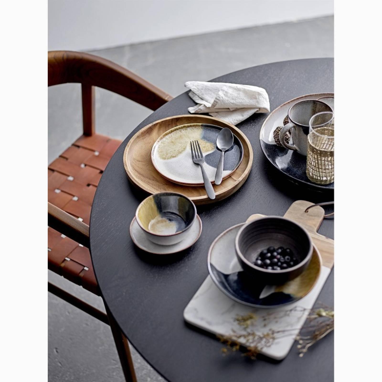 Jules Multi Colour Stoneware Plate thumbnails