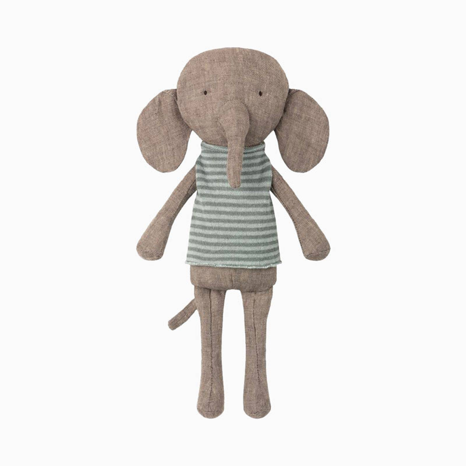 Jungle Friends - Elephant - Soft Toy By Maileg 0+ thumbnails