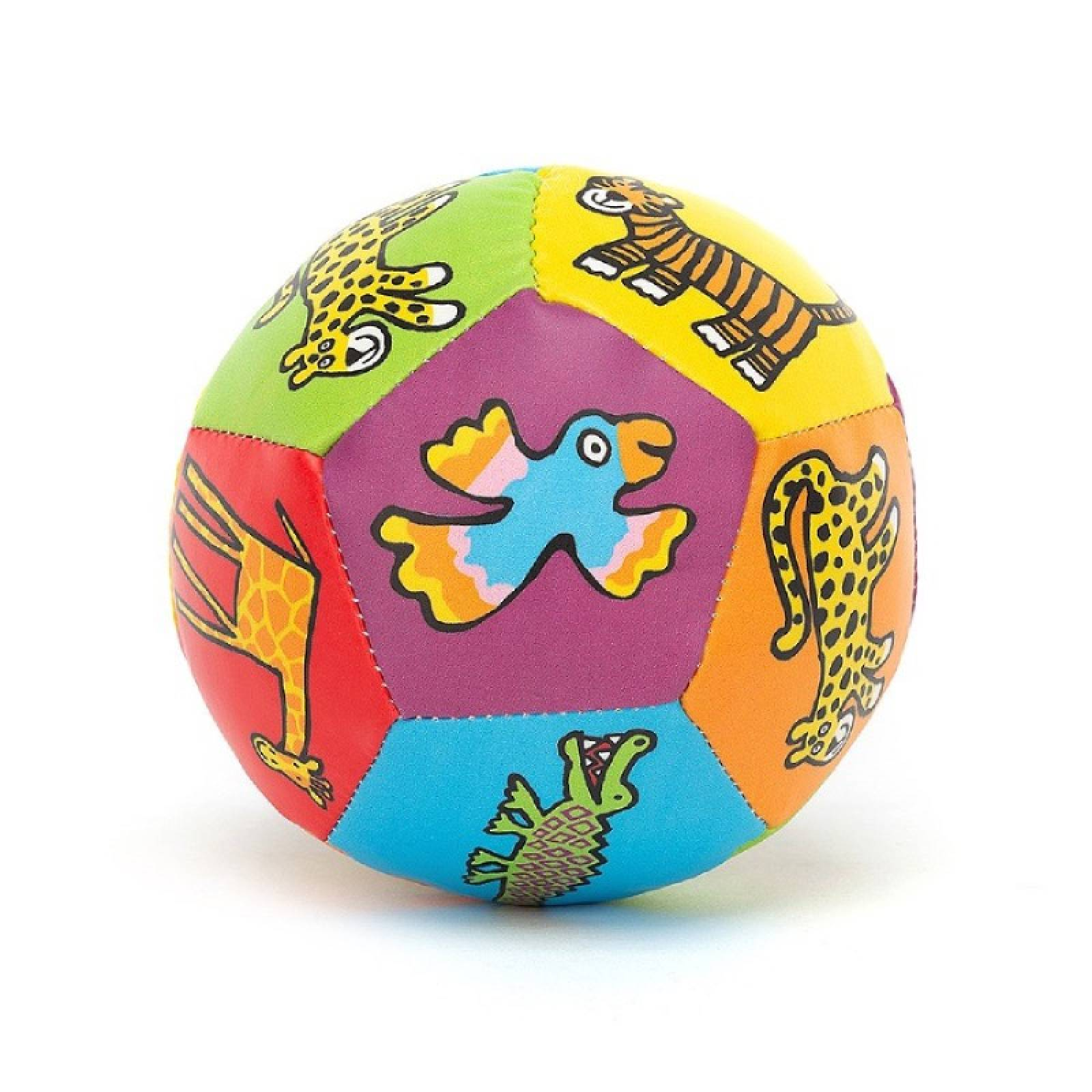 Jungly Tails Boing Ball By Jellycat