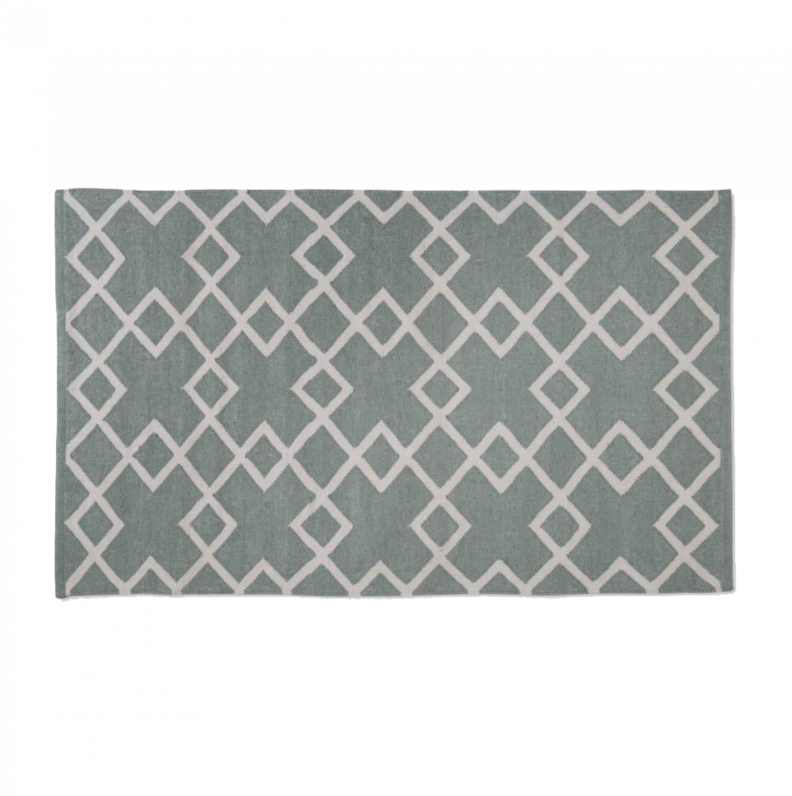 Juno - Dove Grey - 110cm x 60cm Recycled Bottle Rug thumbnails