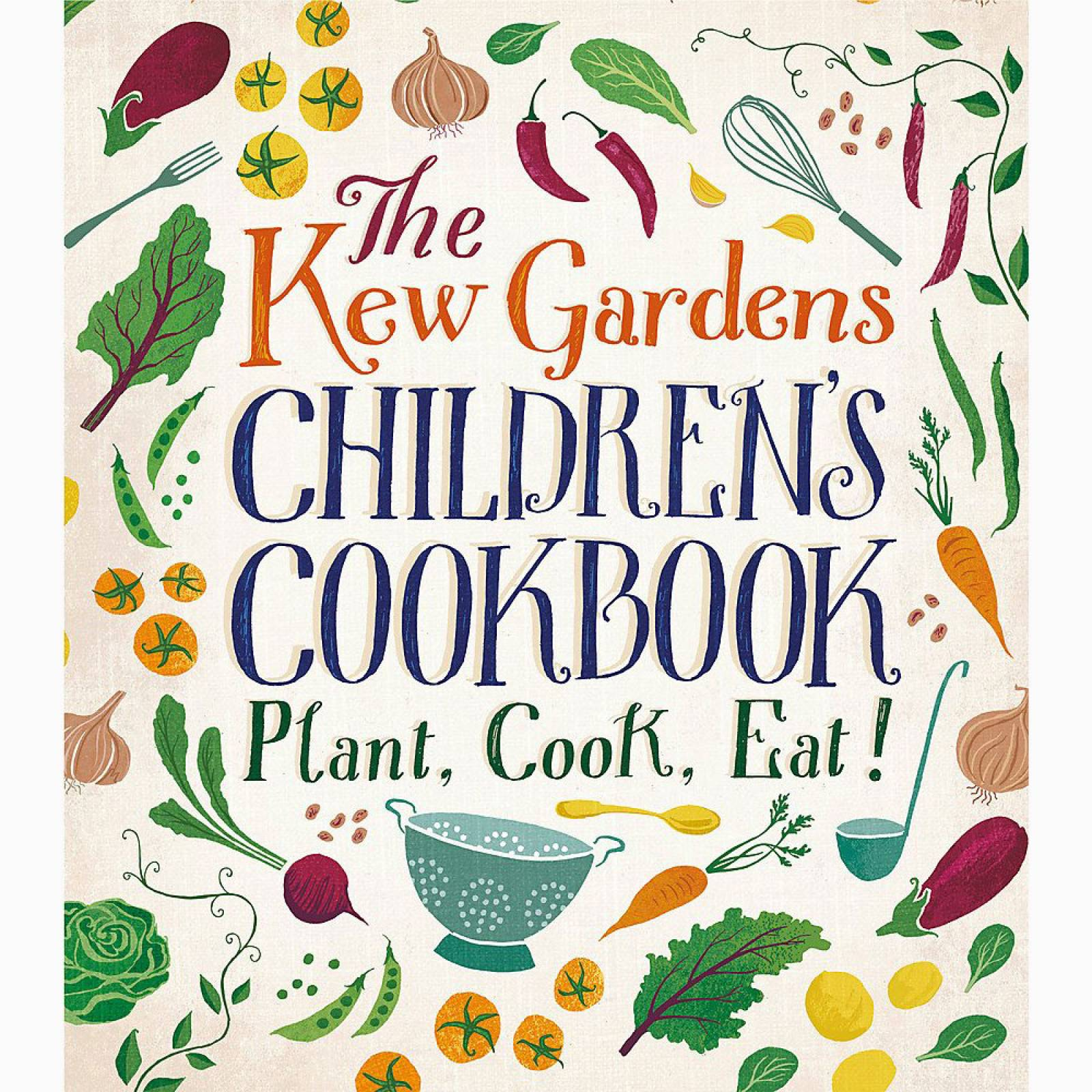 Kew Gardens Children's Cookbook thumbnails