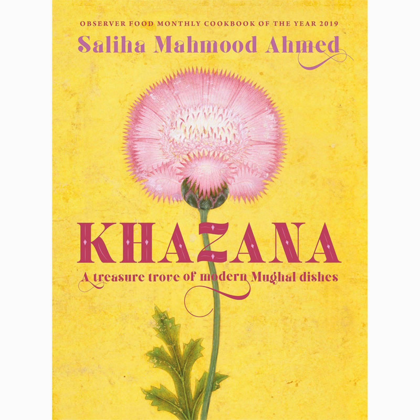 Khazana: An Indo-Persian Cookbook - Hardback Book