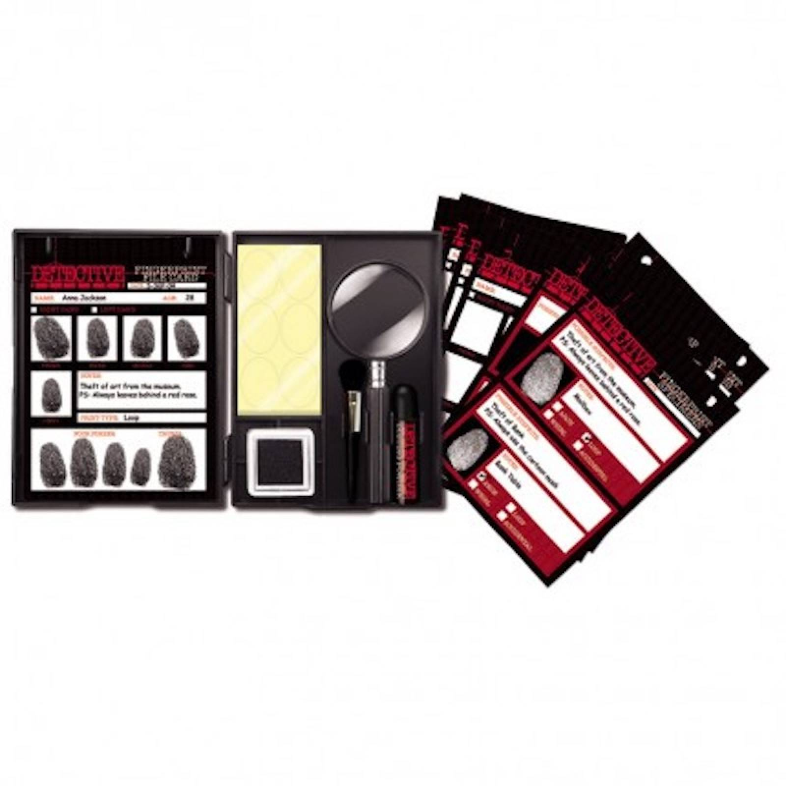 Detective Finger Print Kit for Spys - Kidz Labs thumbnails