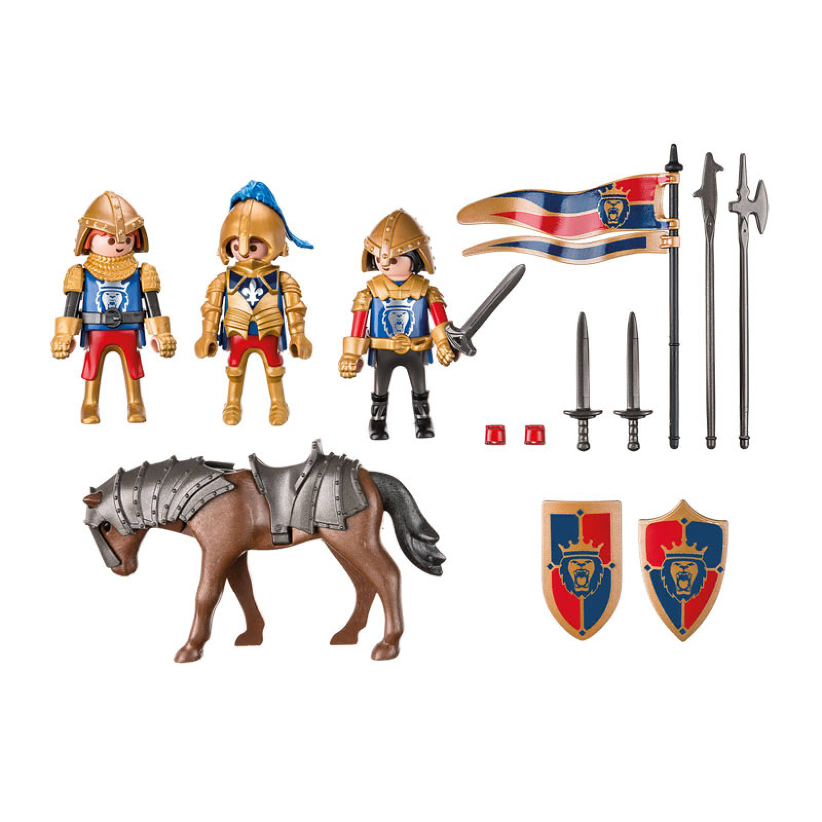 Royal Lion Knights Playmobil 6006 4-10yrs thumbnails