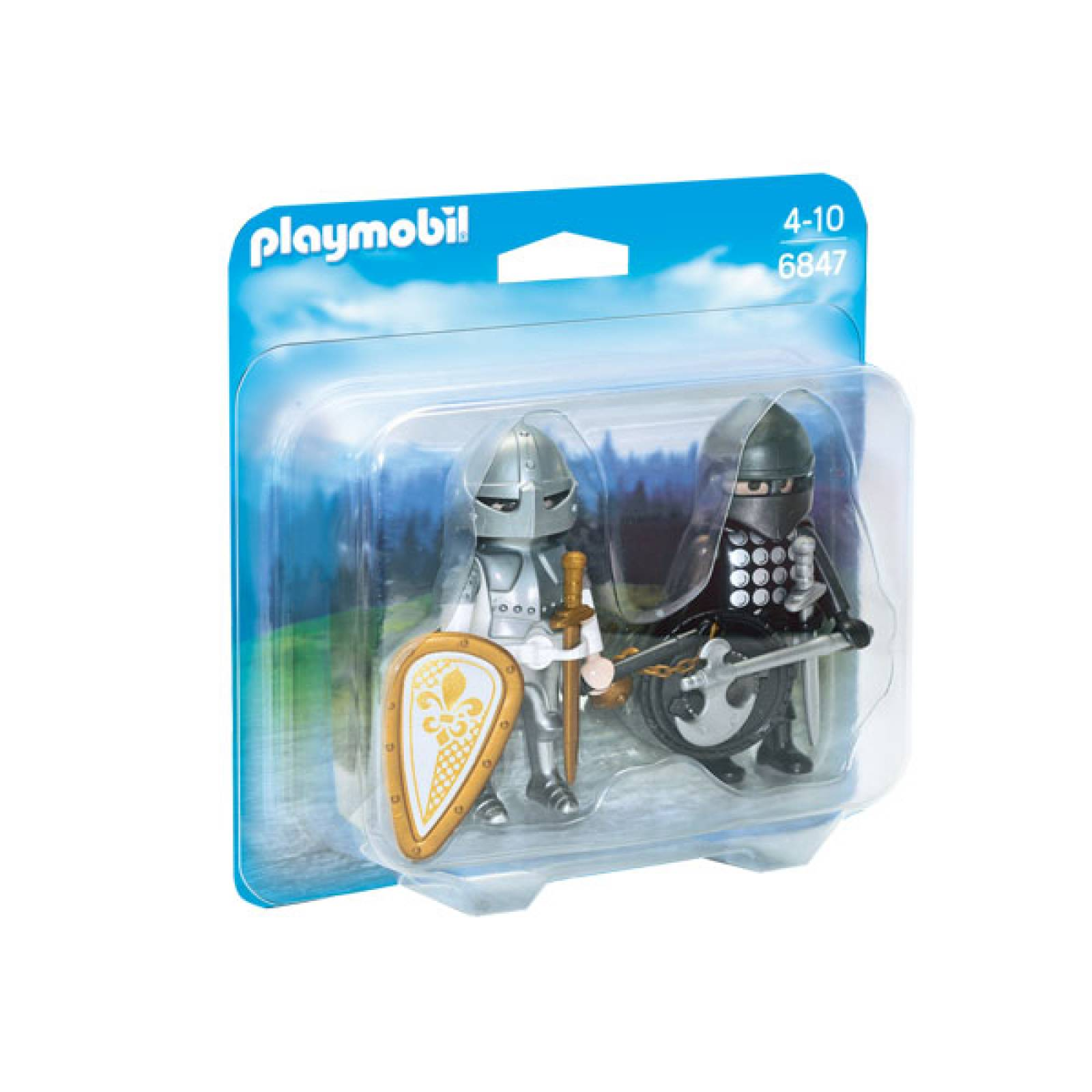 Knights Rivalry Duo Pack Playmobil 6847 thumbnails