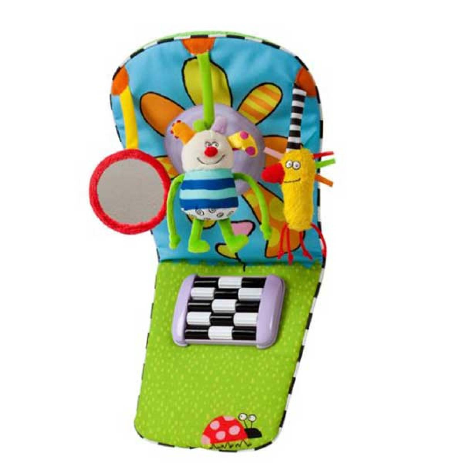 Fun Feet Kooky Car Toy By Taf Toys 0+