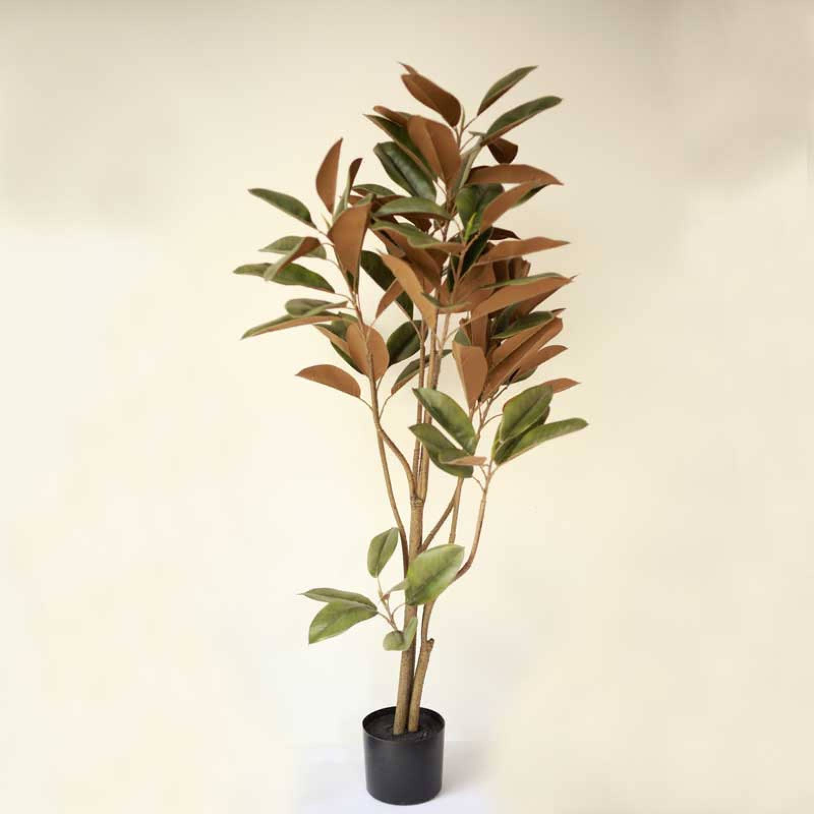 Large Faux Magnolia Tree Plant