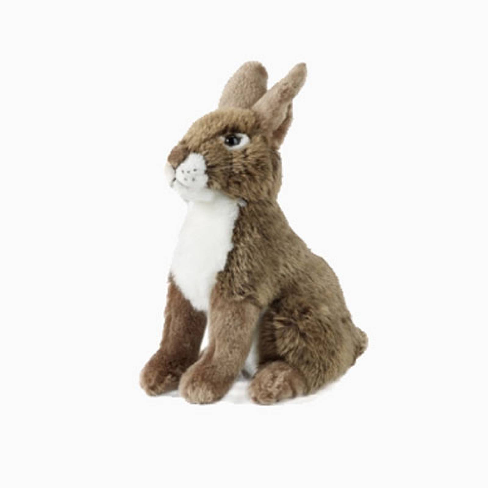 Large Sitting Hare Soft Toy 0+