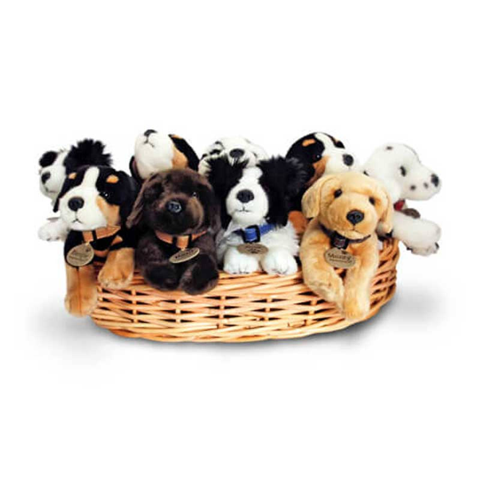 Laying Dog Assorted Types SINGLE 25cm.