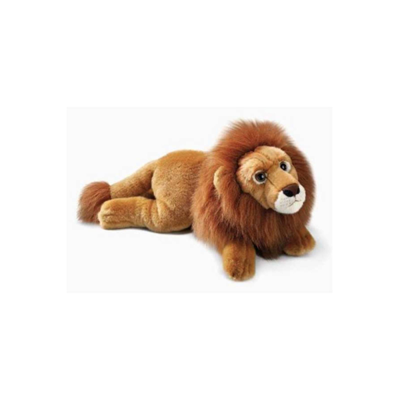 Laying Lion Soft Toy 33cm