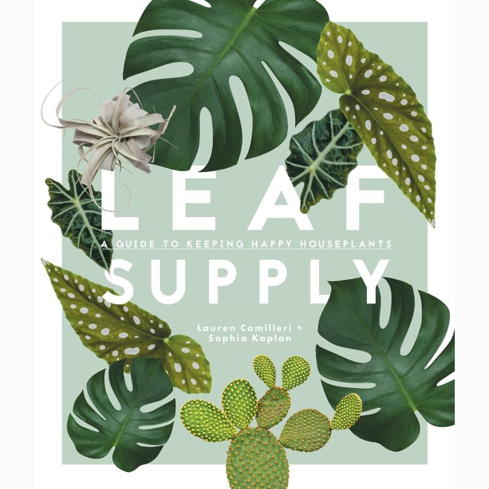 Leaf Supply - Hardback Book