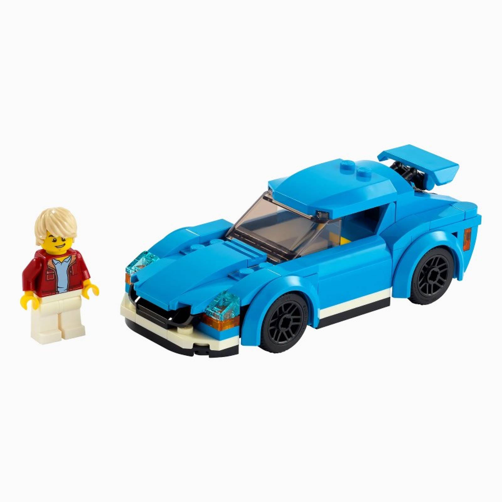 LEGO City Sports Car 60285 5+ thumbnails
