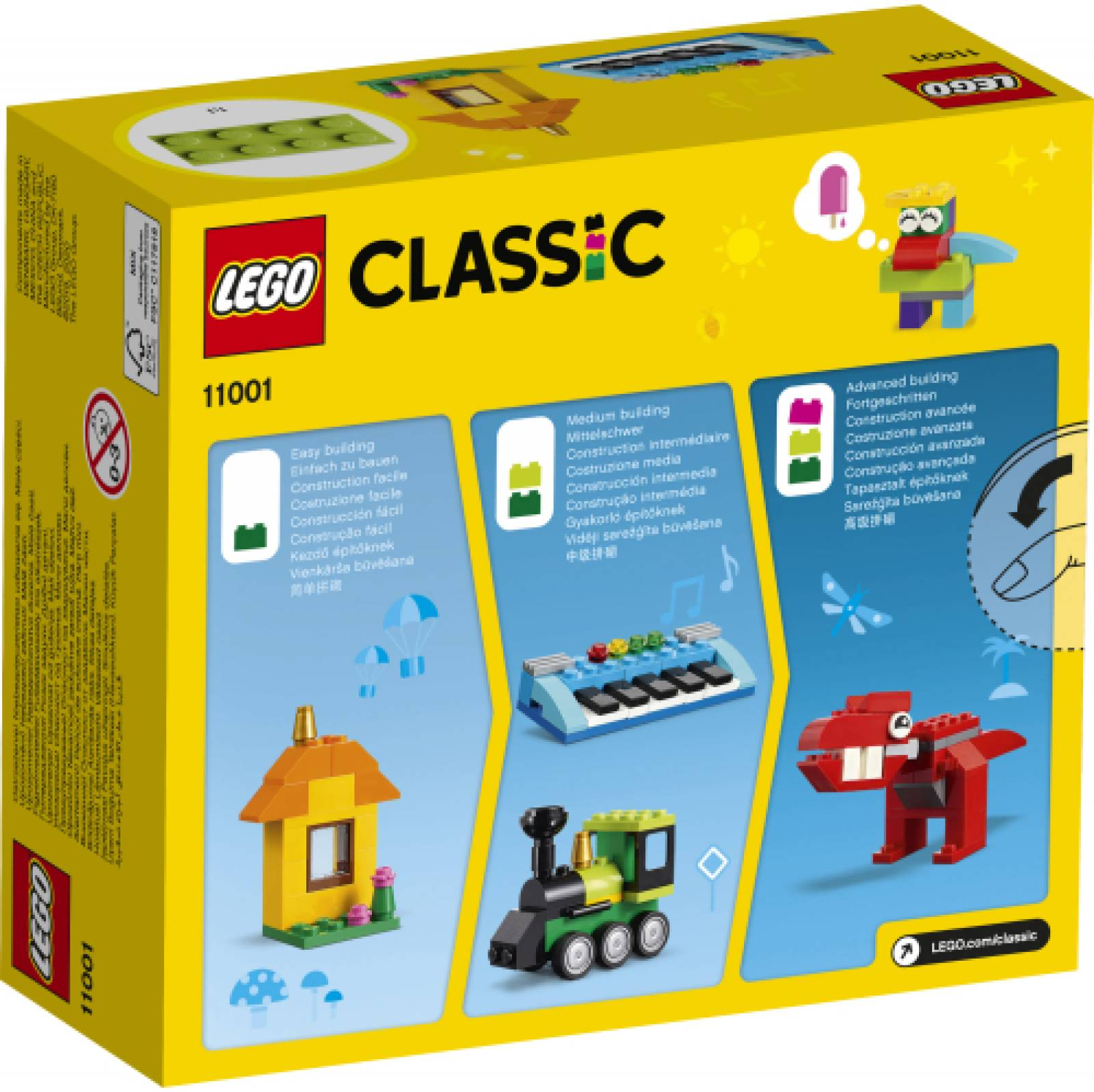 LEGO Classic Bricks & Ideas 11001 thumbnails