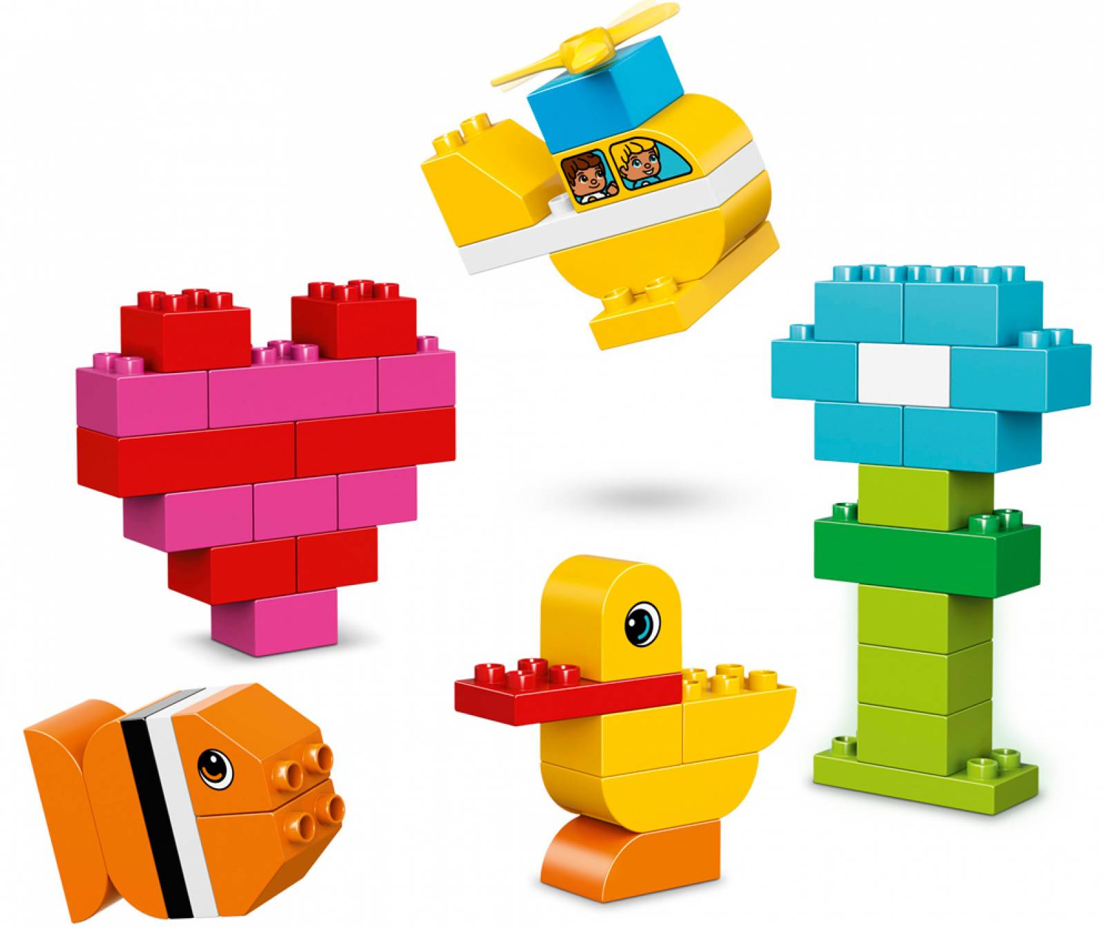 LEGO® DUPLO® My First Bricks 10848 Age 1.5-3 thumbnails