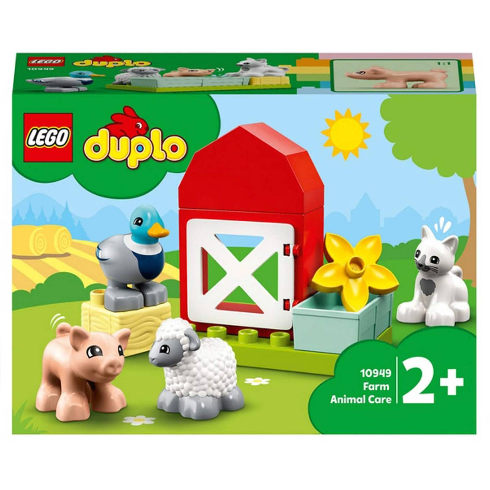 LEGO DUPLO Farm Animal Care 10949