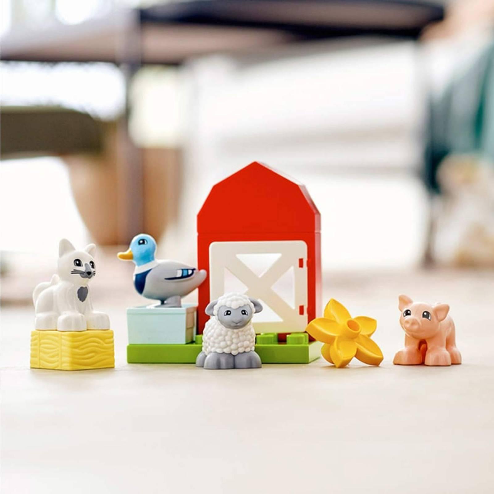 LEGO DUPLO Farm Animal Care 10949 thumbnails
