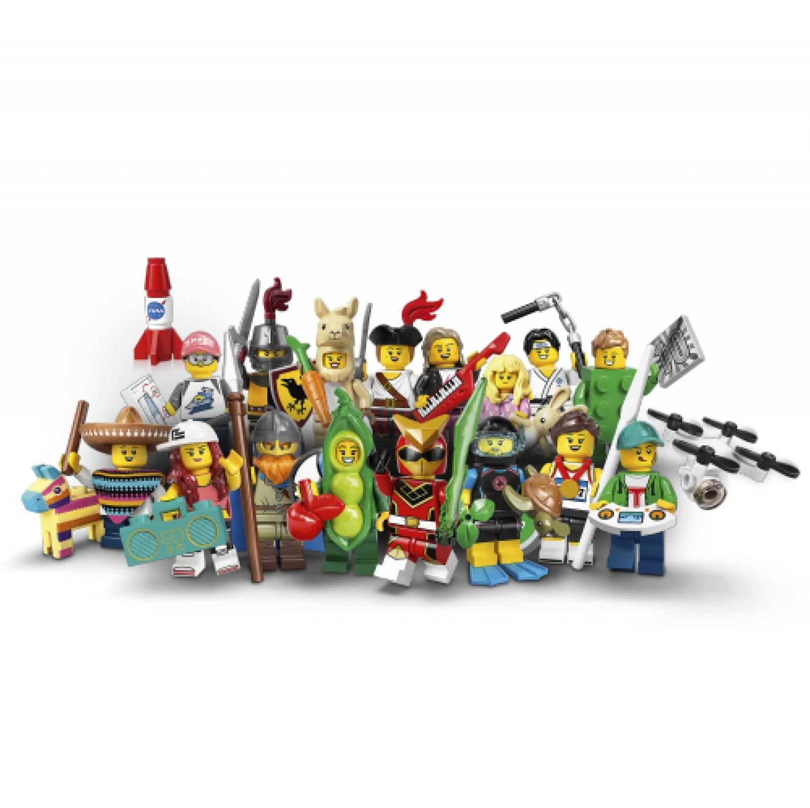 LEGO Minifigure Series 20 thumbnails