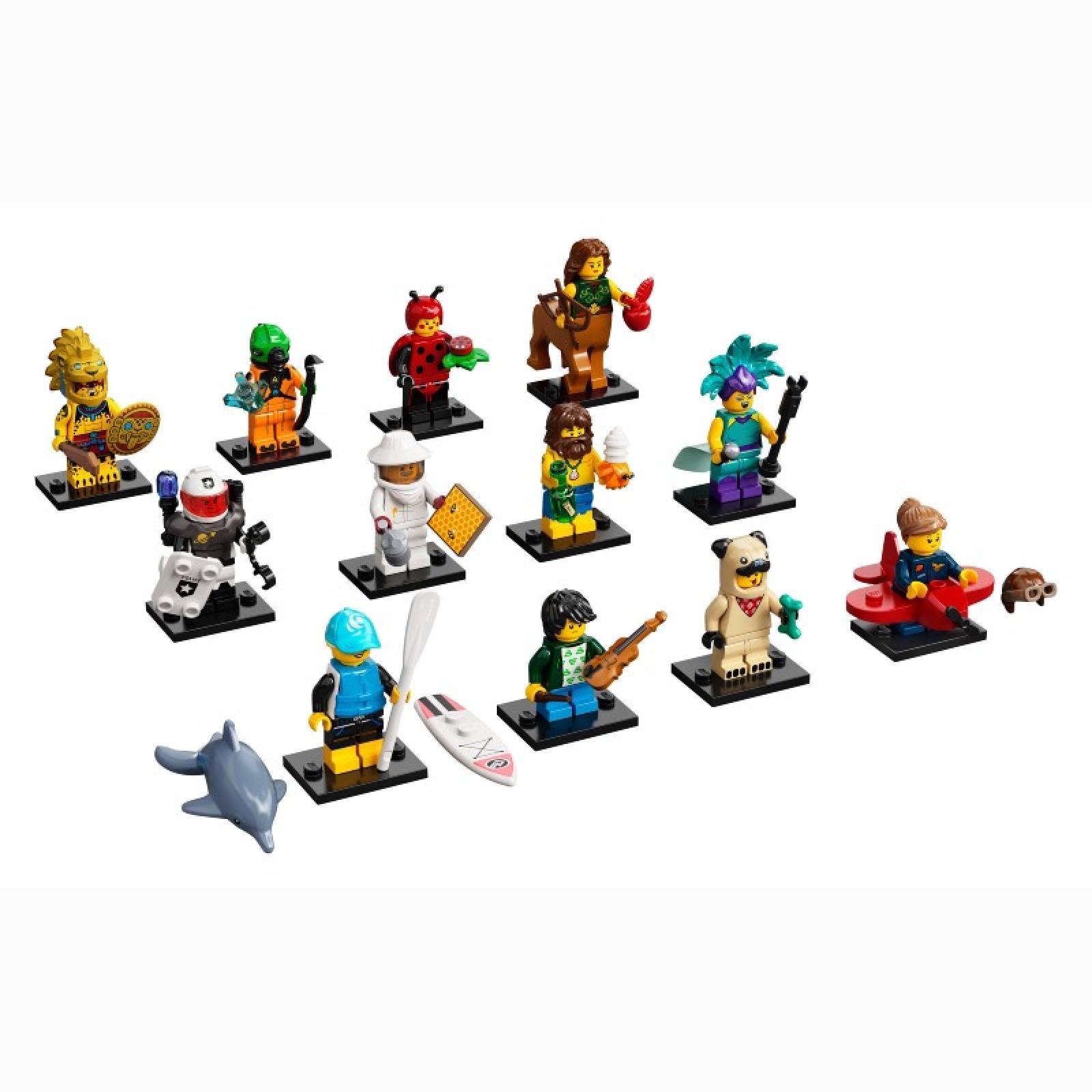 LEGO Minifigures Series 21 thumbnails