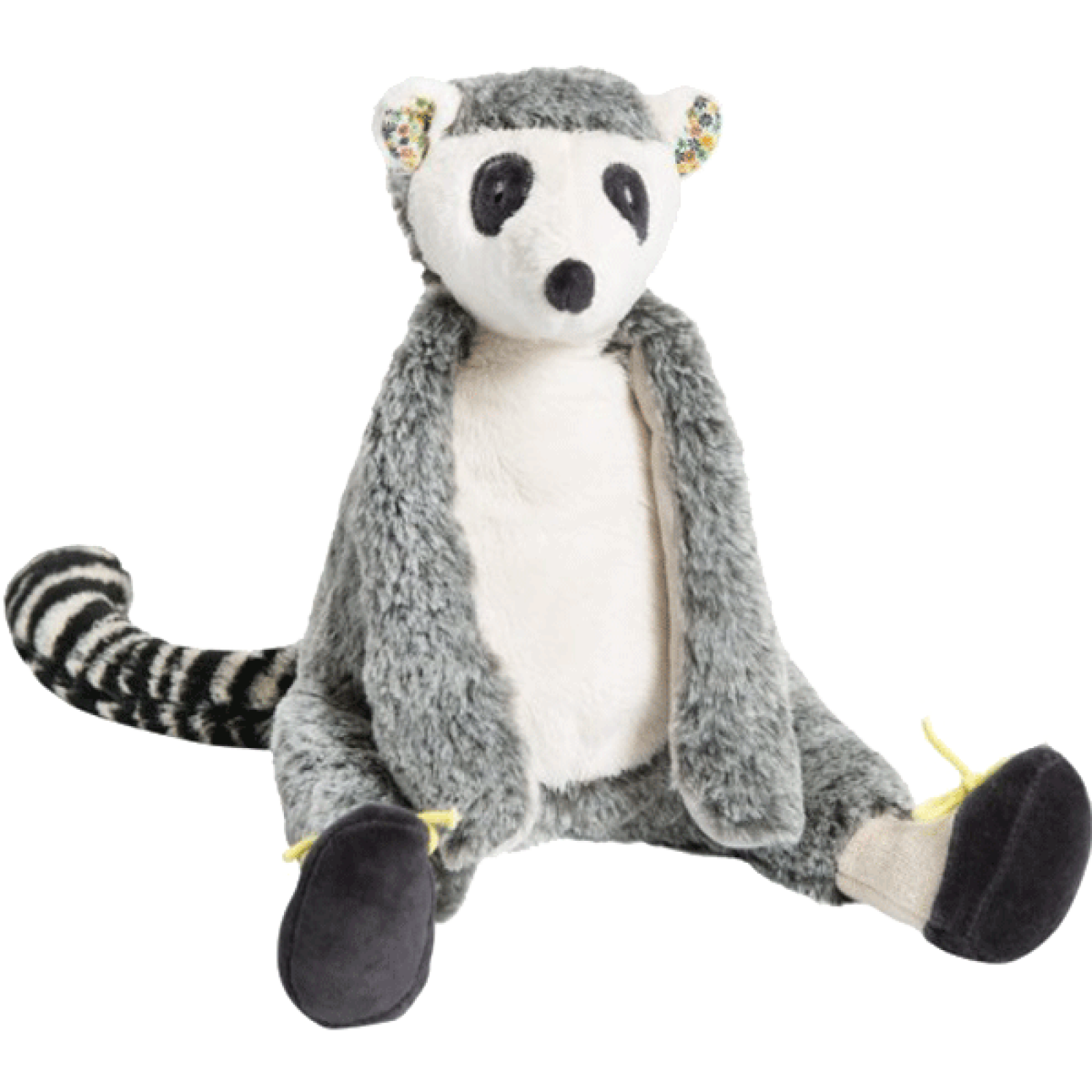Lemur Soft Toy Moulin Roty 12mth+