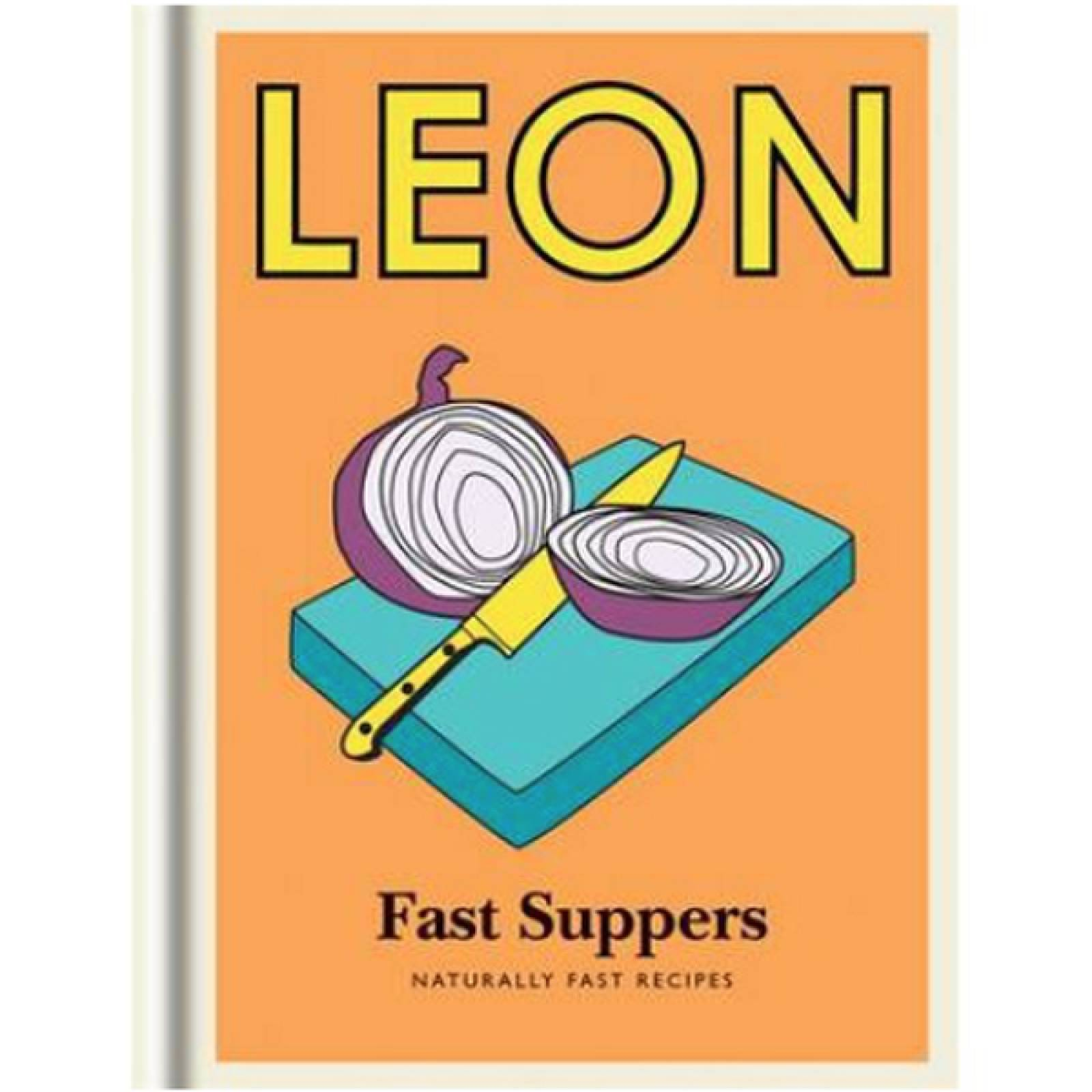 z Little Leon Fast Suppers Cookbook