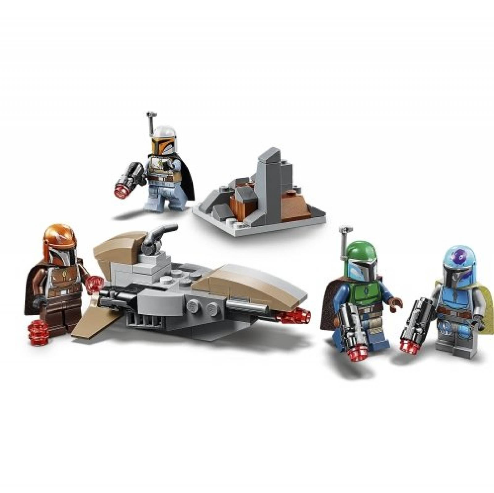 LEGO Star Wars Mandalorian Battle Pack 75267 thumbnails