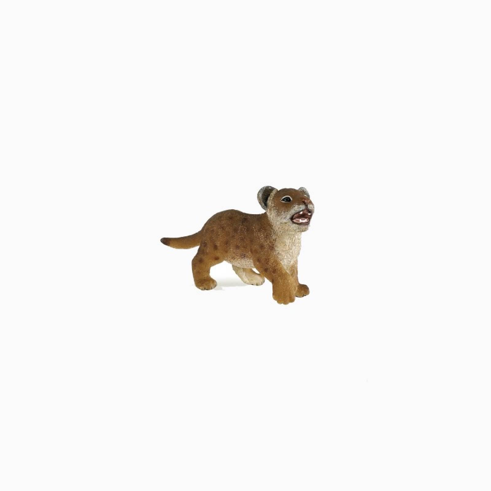 Lion Cub - Papo Wild Animal Figure