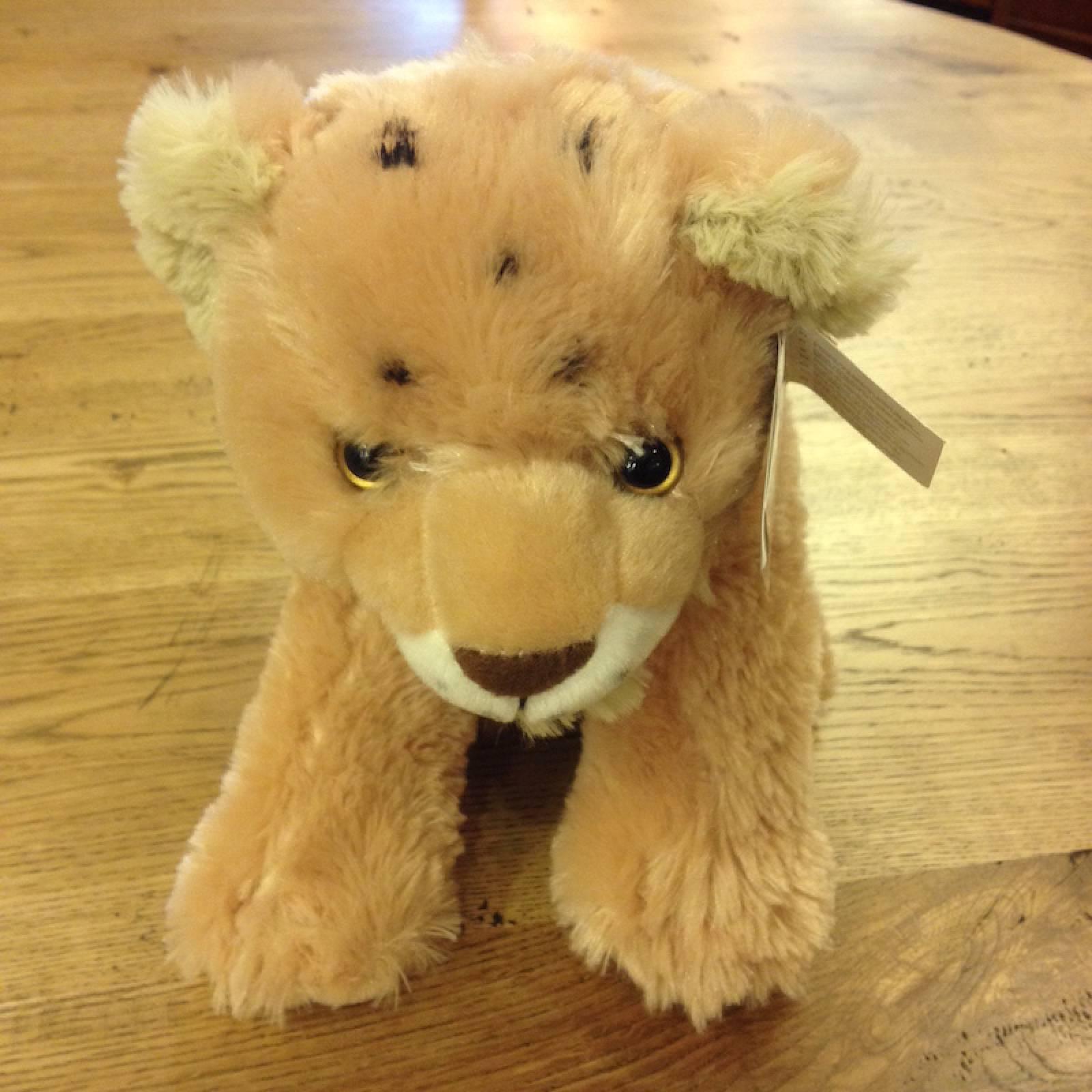 """Lion Cub 12"""" 30cm Cuddlekin Animal Soft Toy"""