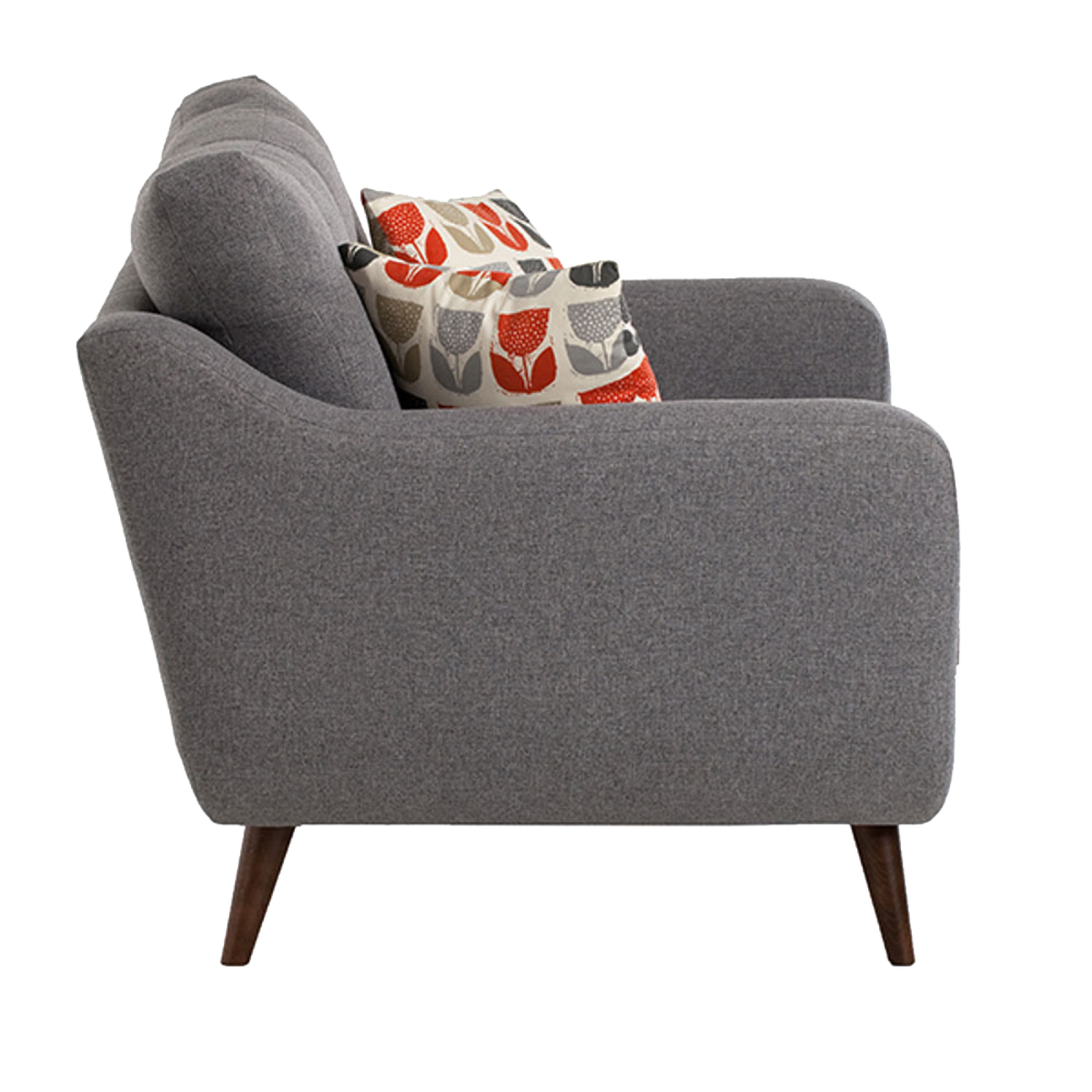 Lisbon Armchair By Whitemeadow - Fabric Grade A thumbnails